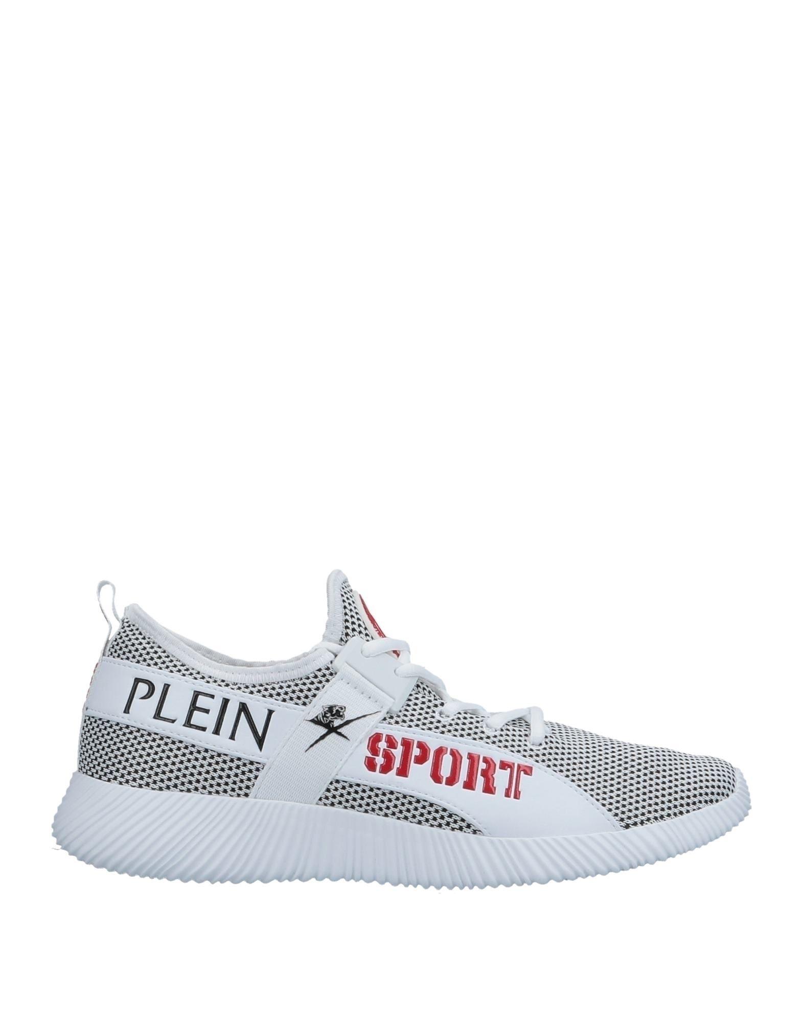 Rabatt echte Schuhe Plein Sport Sneakers Herren  11511454PG