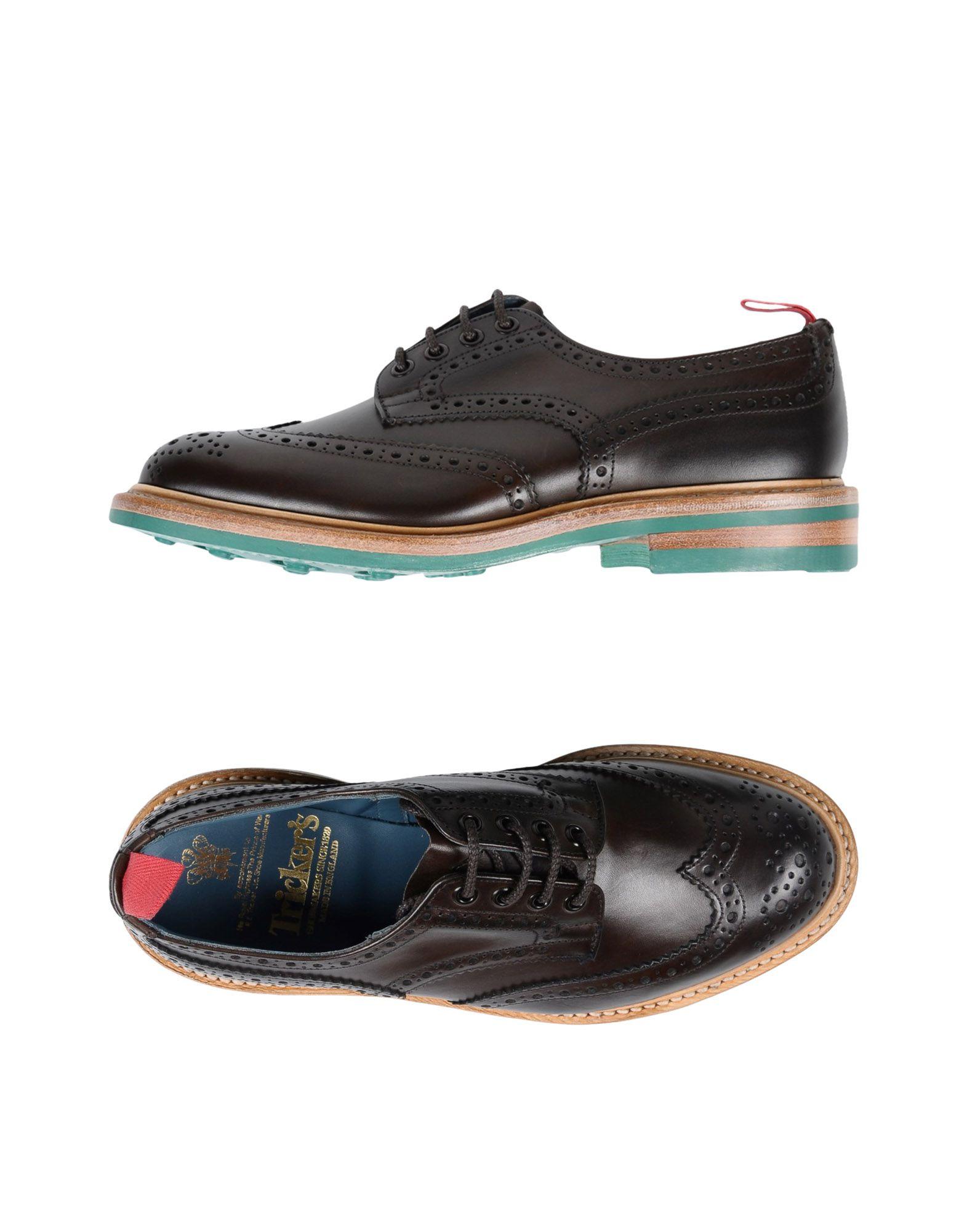 Nuevos zapatos para hombres y mujeres, descuento por limitado tiempo limitado por  Zapato De Cordones Tricker's Hombre - Zapatos De Cordones Tricker's 1dc427