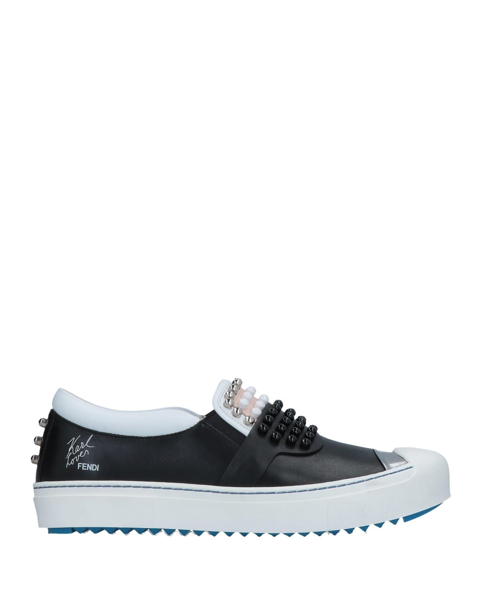 Fendi Sneakers Damen  11511560NHGünstige gut aussehende Schuhe
