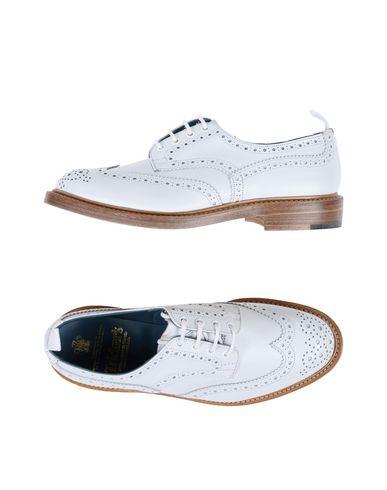 Zapatos con Tricker's descuento Zapato De Cordones Tricker's con Hombre - Zapatos De Cordones Tricker's - 11511566MN Blanco 5d7b7b