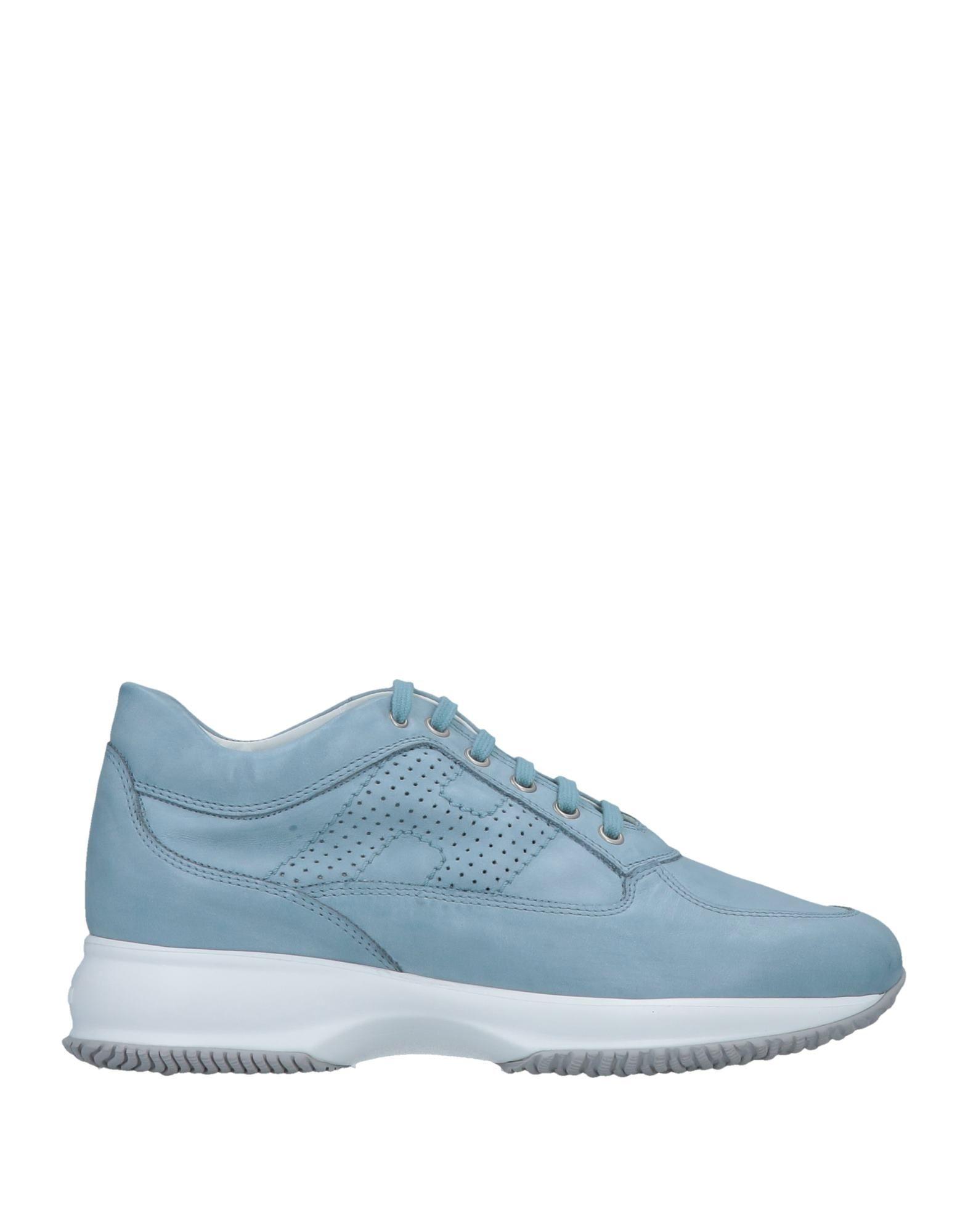 Los zapatos más Hogan populares para hombres y mujeres Zapatillas Hogan más Mujer - Zapatillas Hogan  Azul celeste 60d172