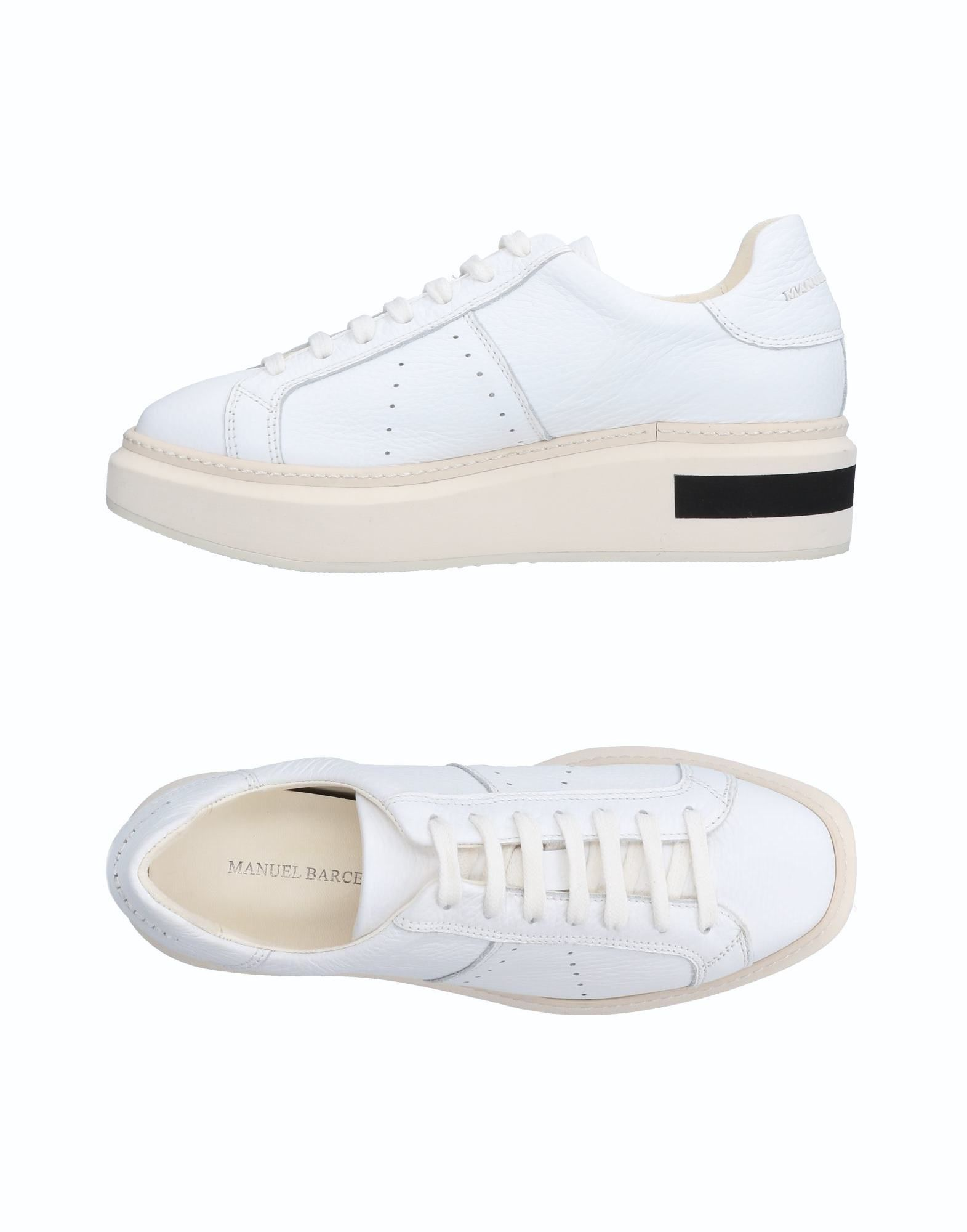 Stilvolle billige Schuhe Manuel Barceló Sneakers Damen  11511659LK