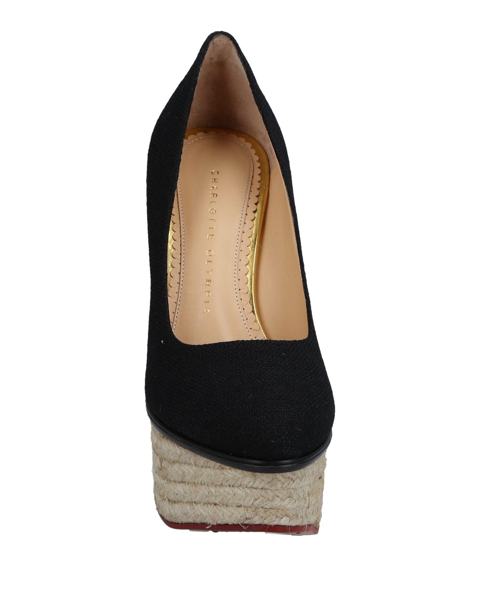 Rabatt Schuhe Charlotte Damen Olympia Espadrilles Damen Charlotte  11511718TV e063a0