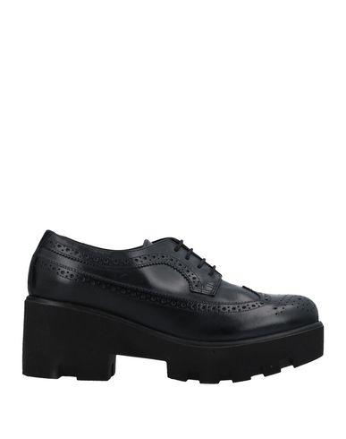 Zapato De Crown Cordones Crown Mujer - Zapatos De Cordones Crown De - 11511734OU Negro 801d29
