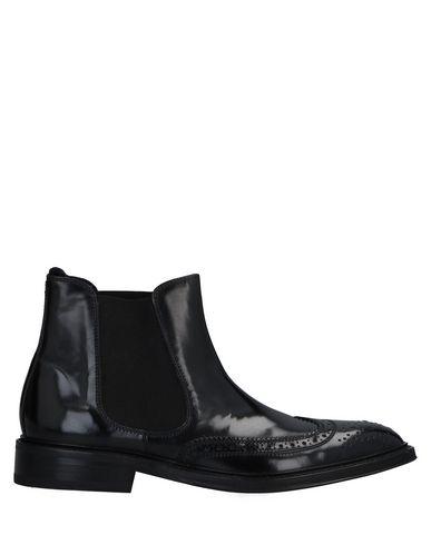 Zapatos con descuento Botín Doucal's Hombre 11511822WG - Botines Doucal's - 11511822WG Hombre Negro 4b5221