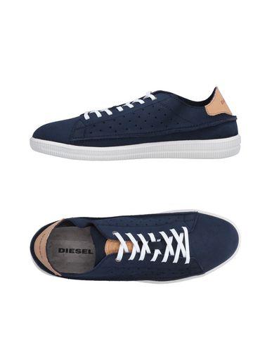 Zapatos Diesel con descuento Zapatillas Diesel Hombre - Zapatillas Diesel Zapatos - 11511888NB Azul oscuro c1fe0b