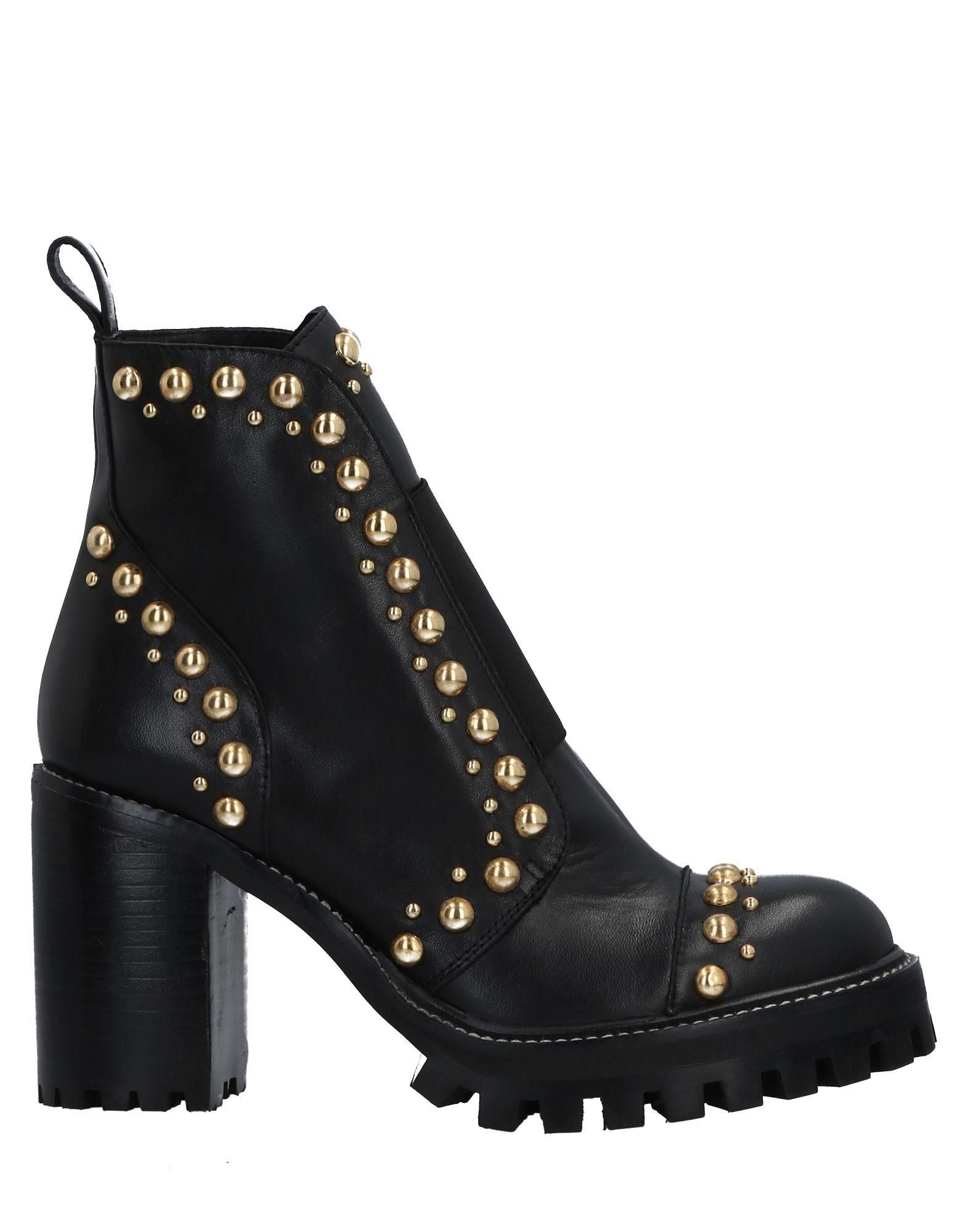 Stilvolle billige Schuhe Ras Stiefelette Damen  11511965SE