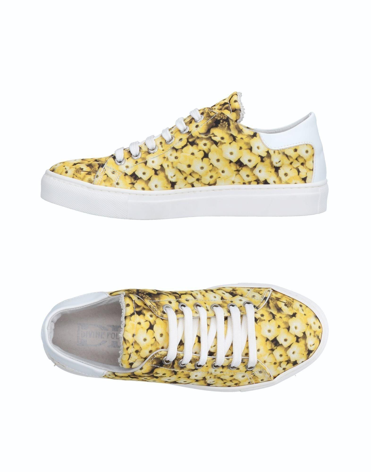 Divine Follie Sneakers Damen  11512020CX Neue Schuhe