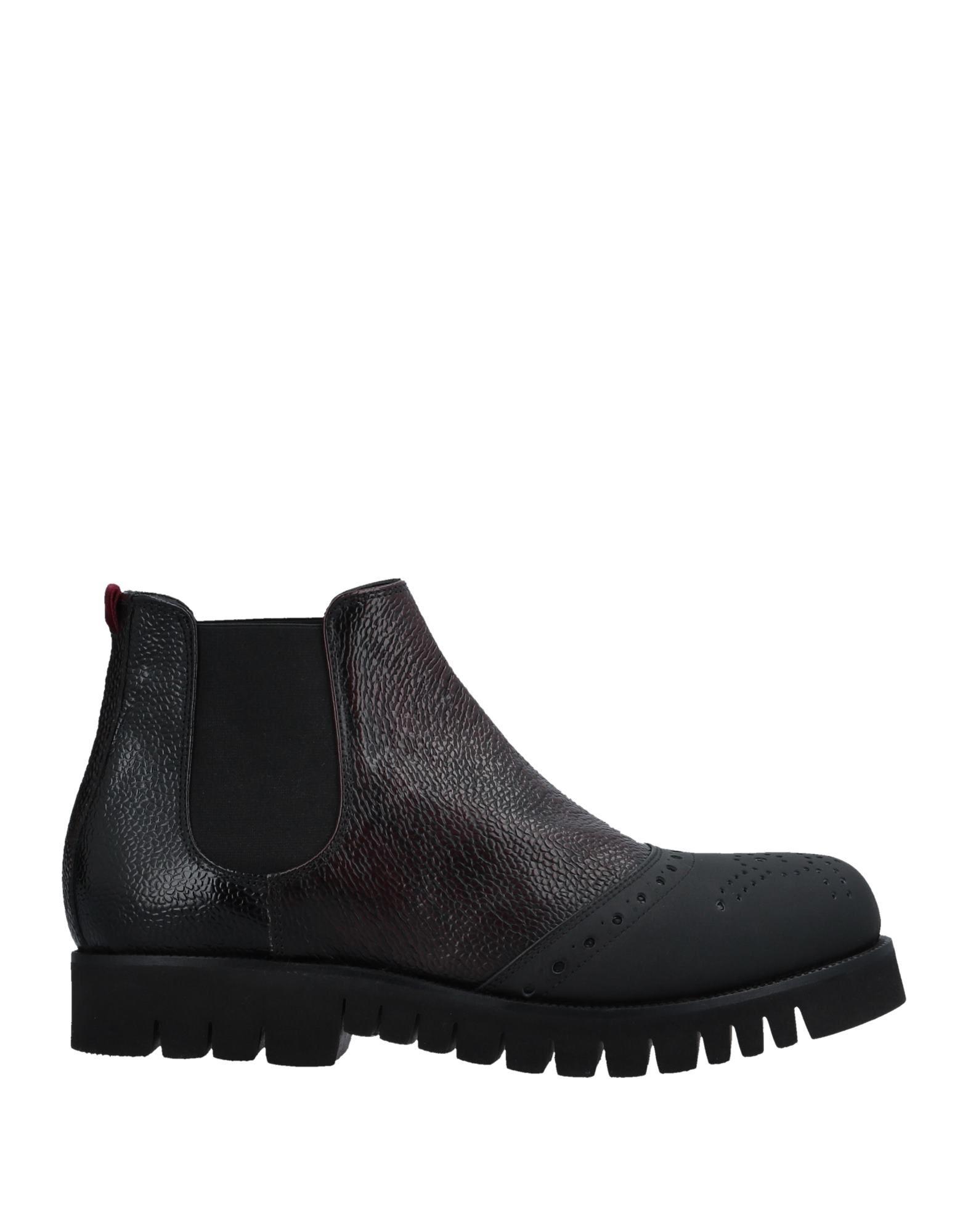 Rabatt echte Schuhe Attimonelli's Stiefelette Herren  11512045UN