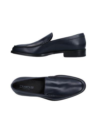 Zapatos con descuento Mocasín Doucal's Hombre - Mocasines Doucal's - 11512067UO Azul oscuro