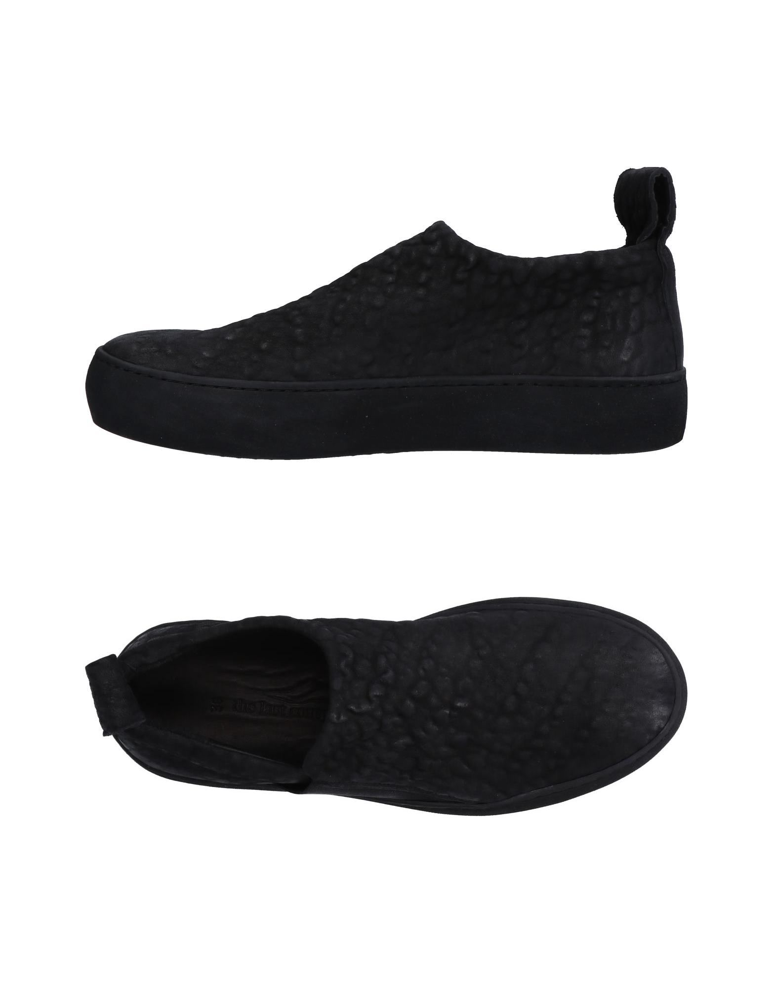 Sneakers The Last Conspiracy Uomo - 11512082DU