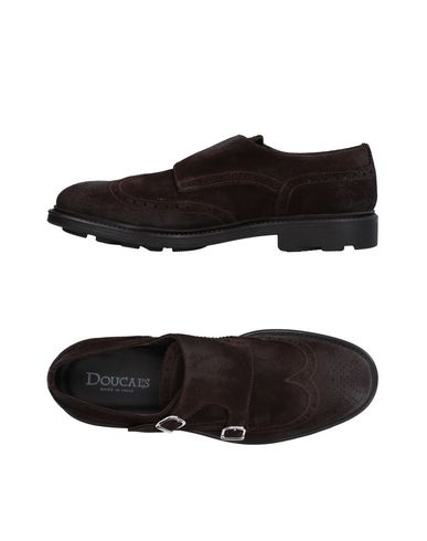 Zapatos con descuento Mocasín Doucal's Hombre - Mocasines Doucal's - 11512083BB Café