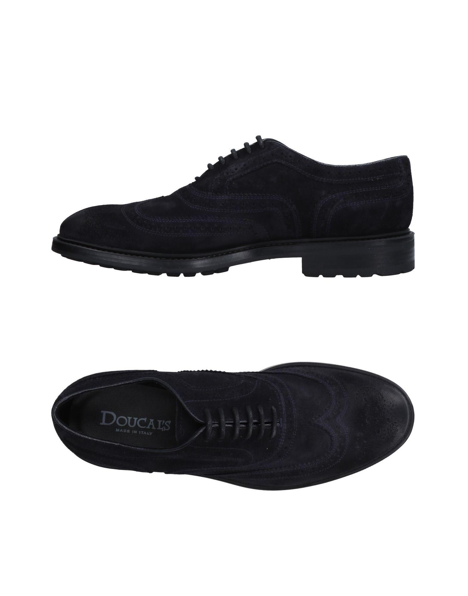 11512085FV Doucal's Schnürschuhe Herren  11512085FV  Heiße Schuhe 54b0f4