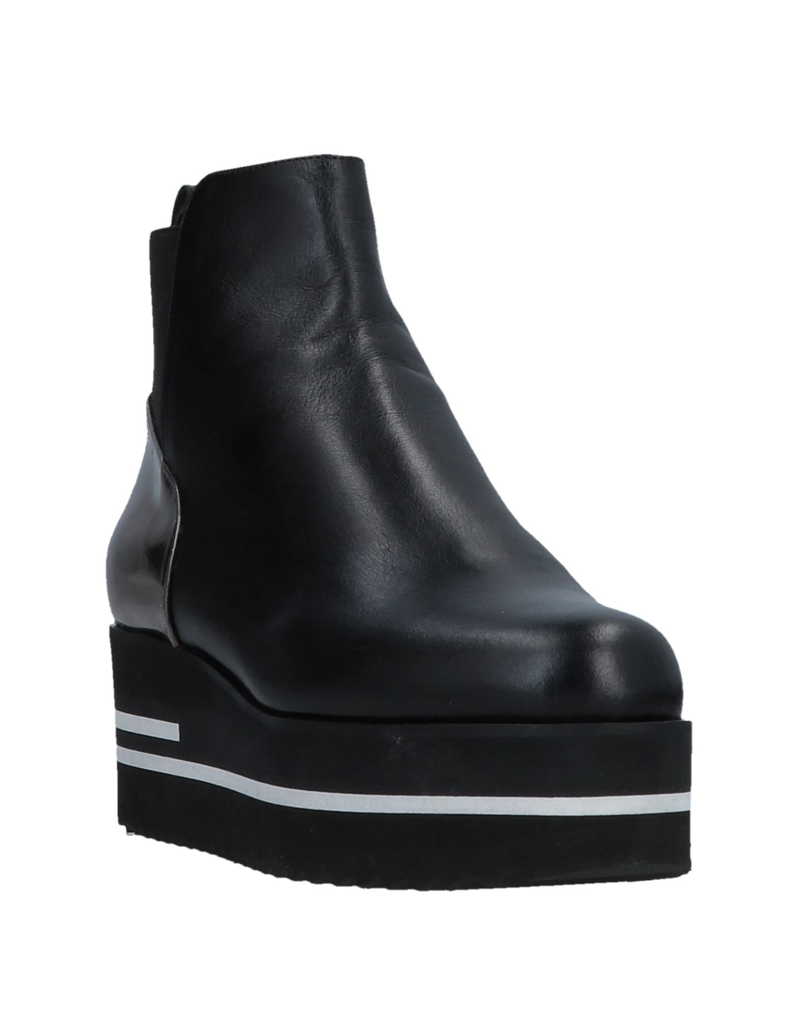Stilvolle billige Schuhe Karolina Henke 11512098UU Chelsea Stiefel Damen  11512098UU Henke b6f6f8