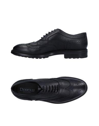 Zapatos de hombres y mujeres de moda casual Zapato - De Cordones Doucal's Hombre - Zapato Zapatos De Cordones Doucal's - 11512103MD Azul oscuro 627835