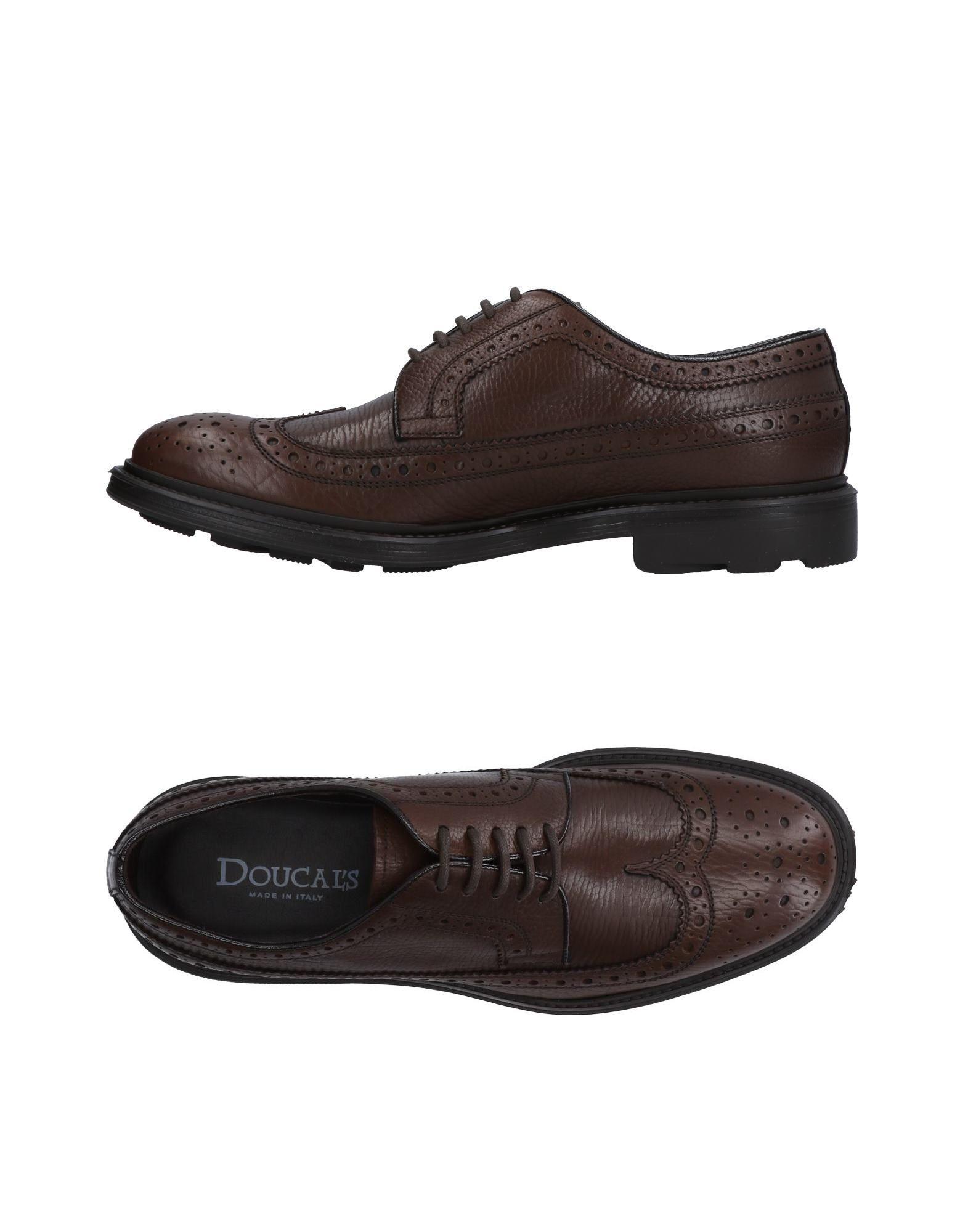 Doucal's Schnürschuhe Herren  11512108AT Gute Qualität beliebte Schuhe