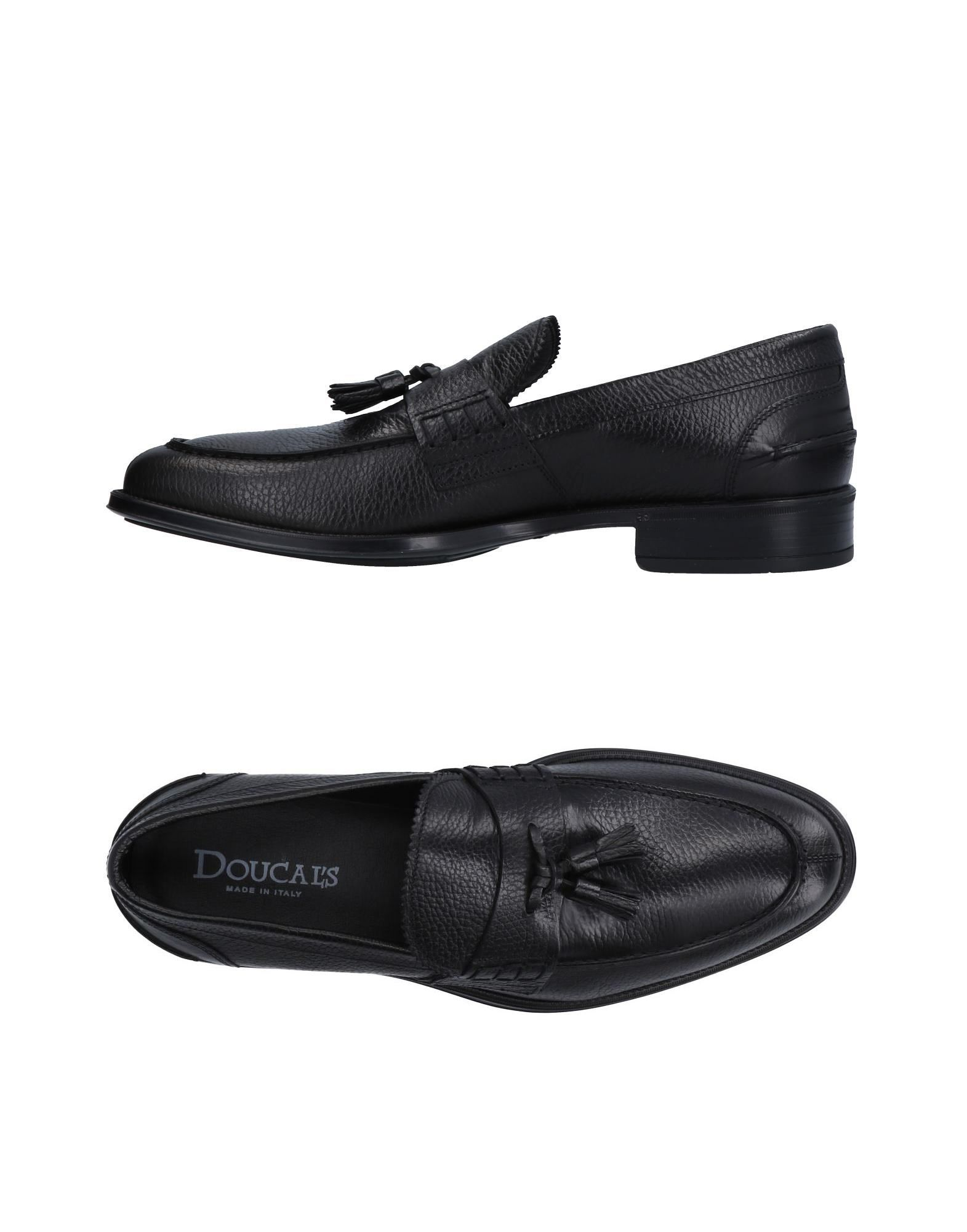 Doucal's Mokassins Herren  11512109GG Gute Qualität beliebte Schuhe