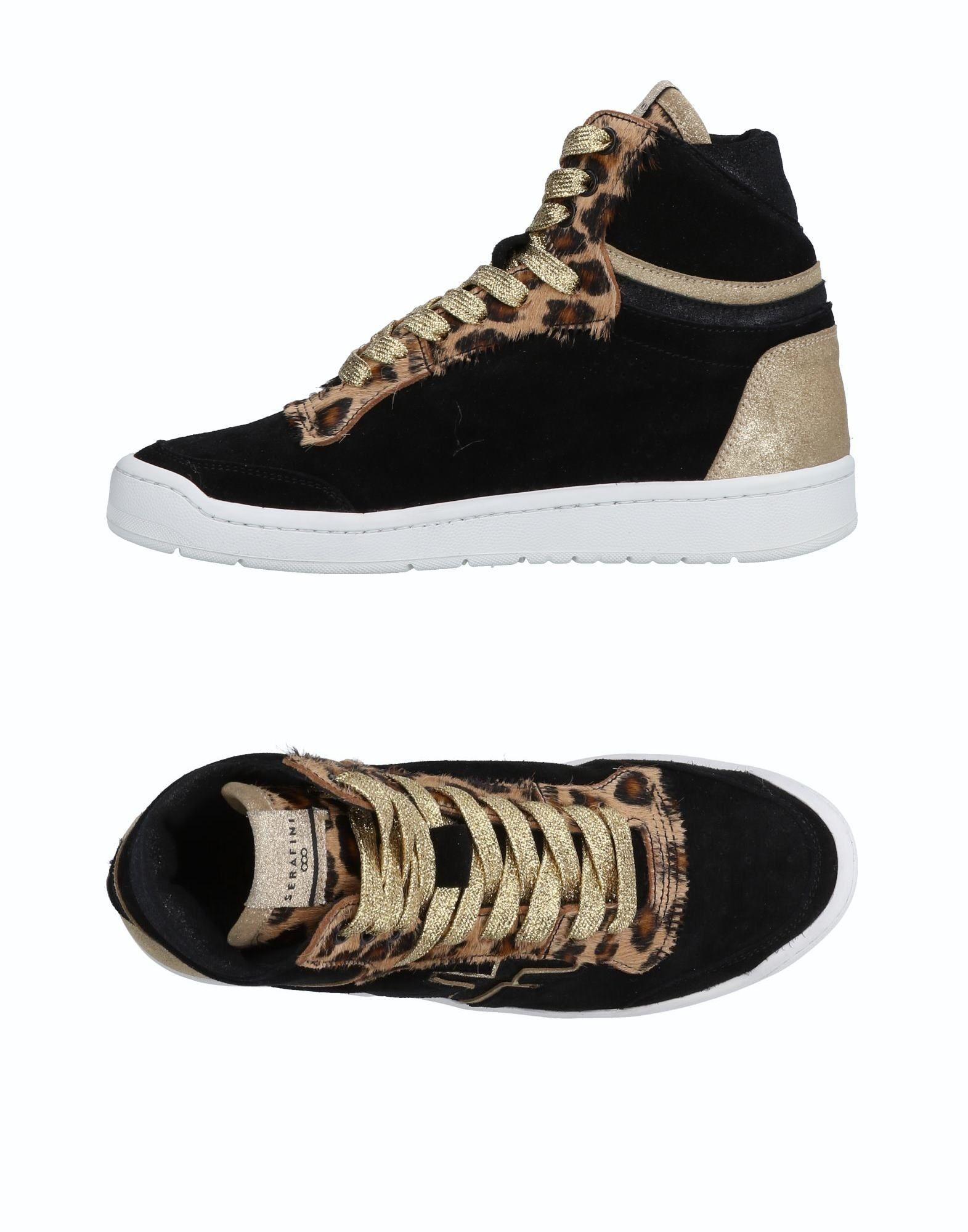 Serafini Luxury Sneakers Damen  11512128DJGut aussehende strapazierfähige Schuhe