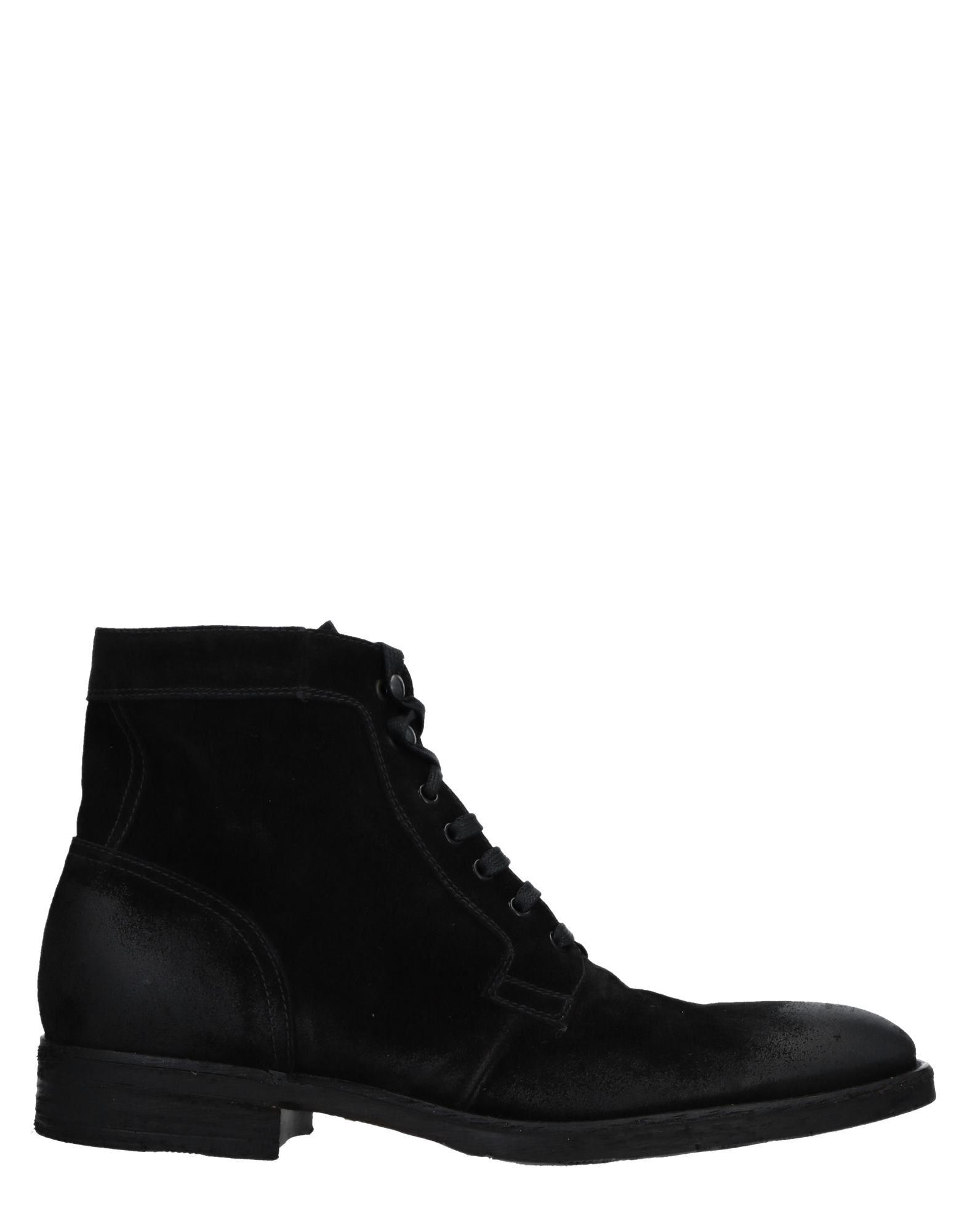 Rabatt echte Schuhe Doucal's Stiefelette Herren  11512137TL