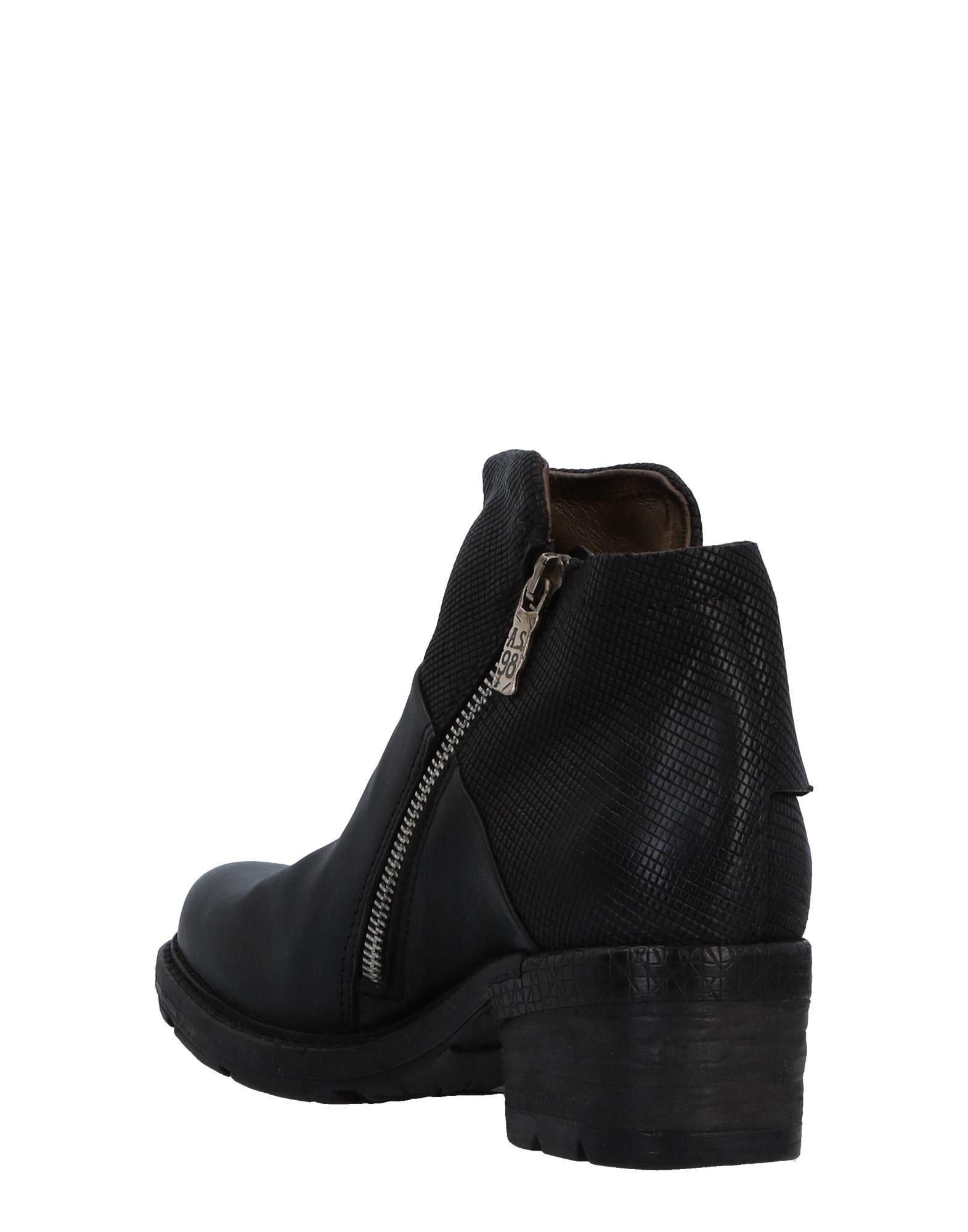 Stilvolle billige Schuhe A.S. 98 11512140PL Stiefelette Damen  11512140PL 98 d3c0b8
