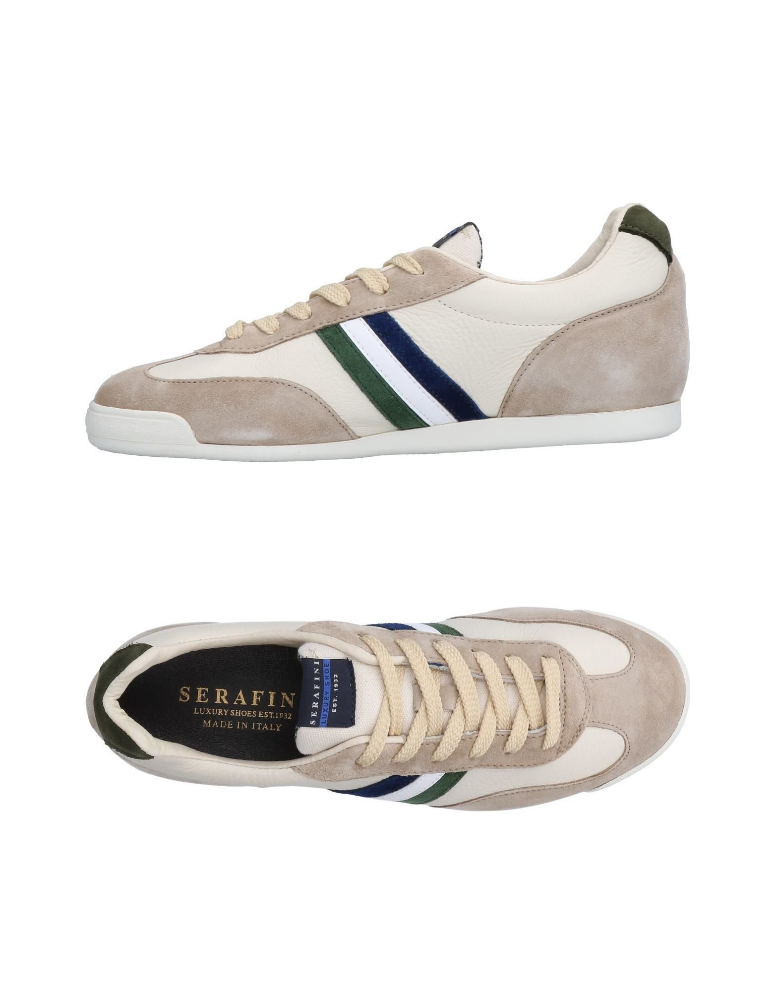 Sneakers Serafini Luxury Uomo - 11512159VJ