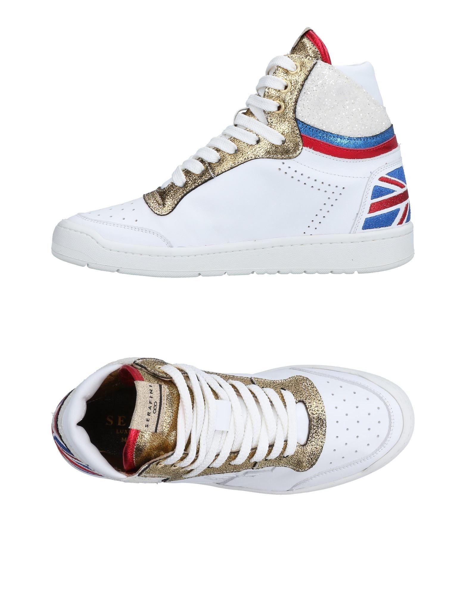 Serafini Luxury Turnschuhes Damen 11512168PVGut 11512168PVGut Damen aussehende strapazierfähige Schuhe e07d80