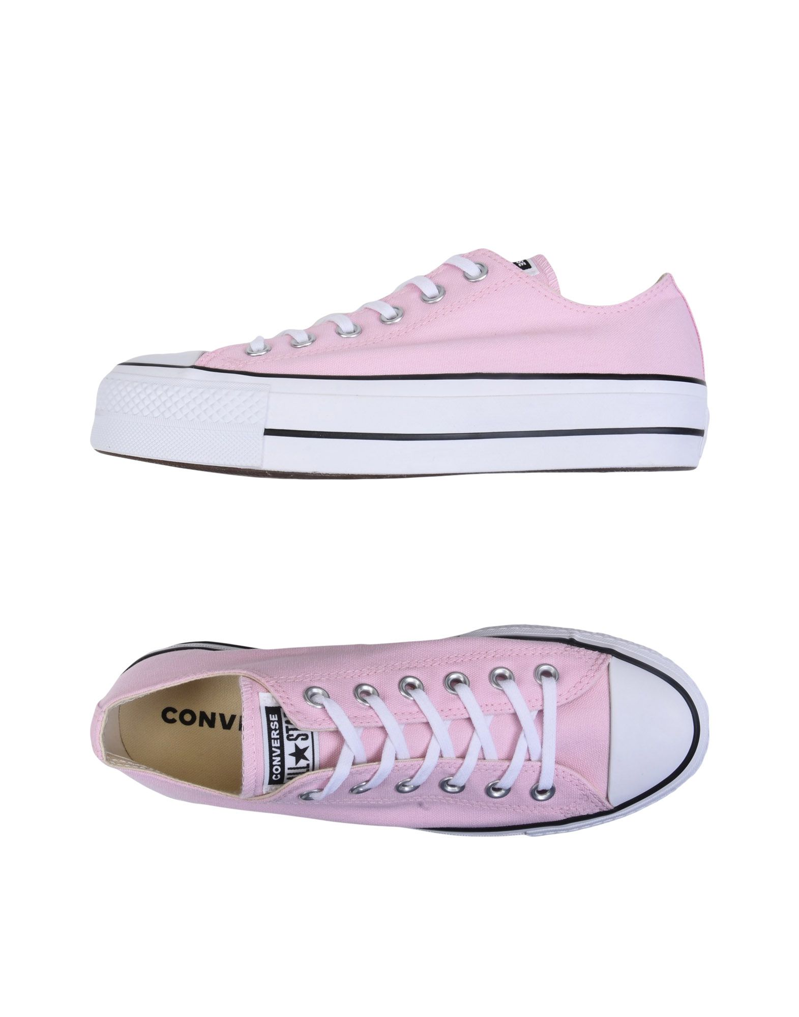 Sneakers Converse Chuck All Star Chuck Converse Taylor All Star Lift Ox Canvas Color - Donna - 11512280GN cd2268