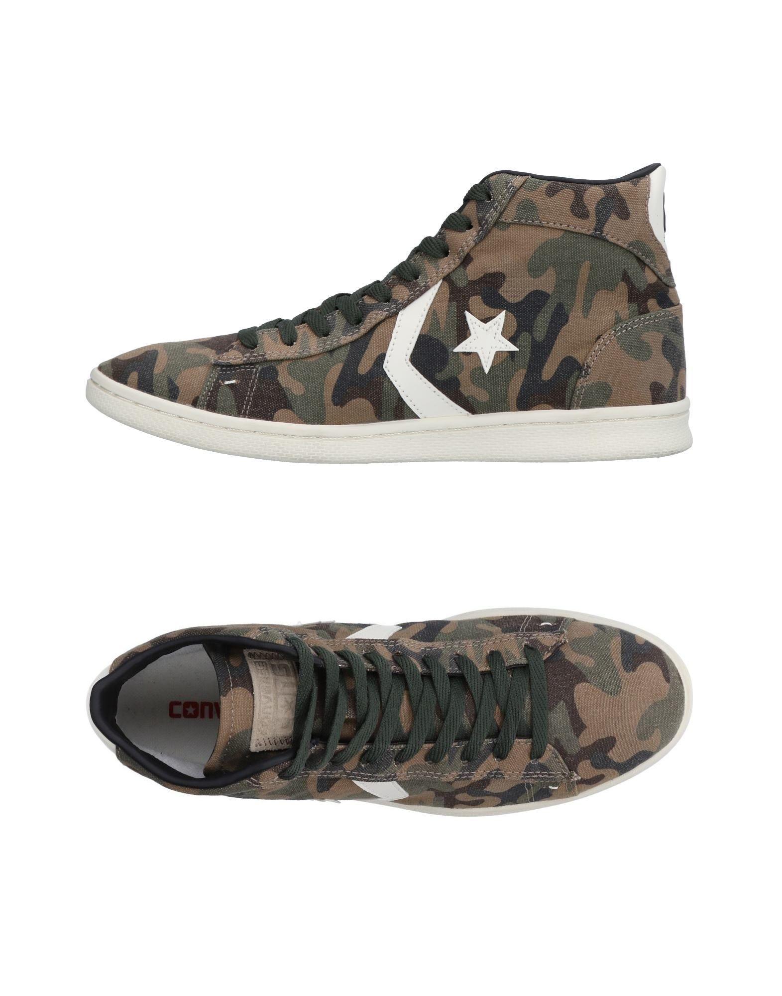 Rabatt echte Schuhe Converse All Star Sneakers Herren  11512370RL