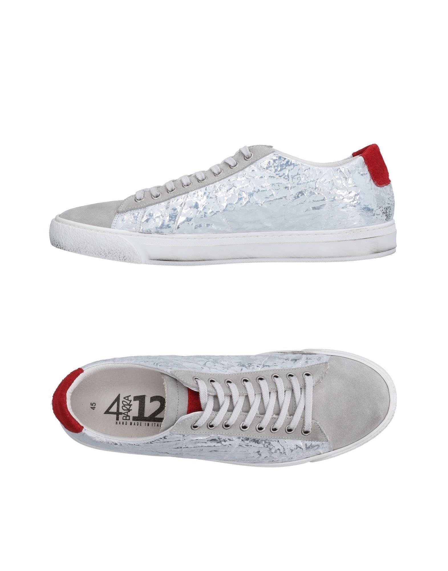 Rabatt echte Schuhe Quattrobarradodici Sneakers Herren  11512393CB