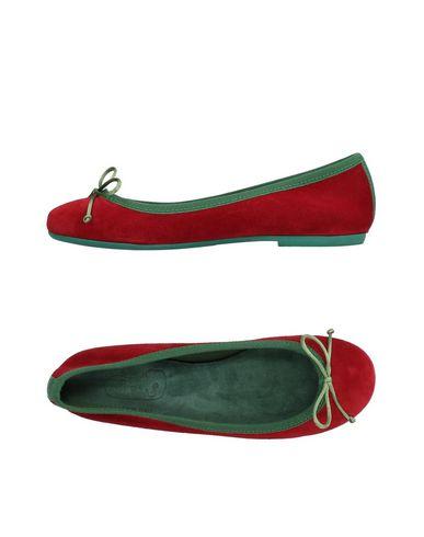 Zapatos de hombres y mujeres de moda casual Bailarina Snobs® Mujer - Bailarinas Snobs® - 11512395TT Rojo