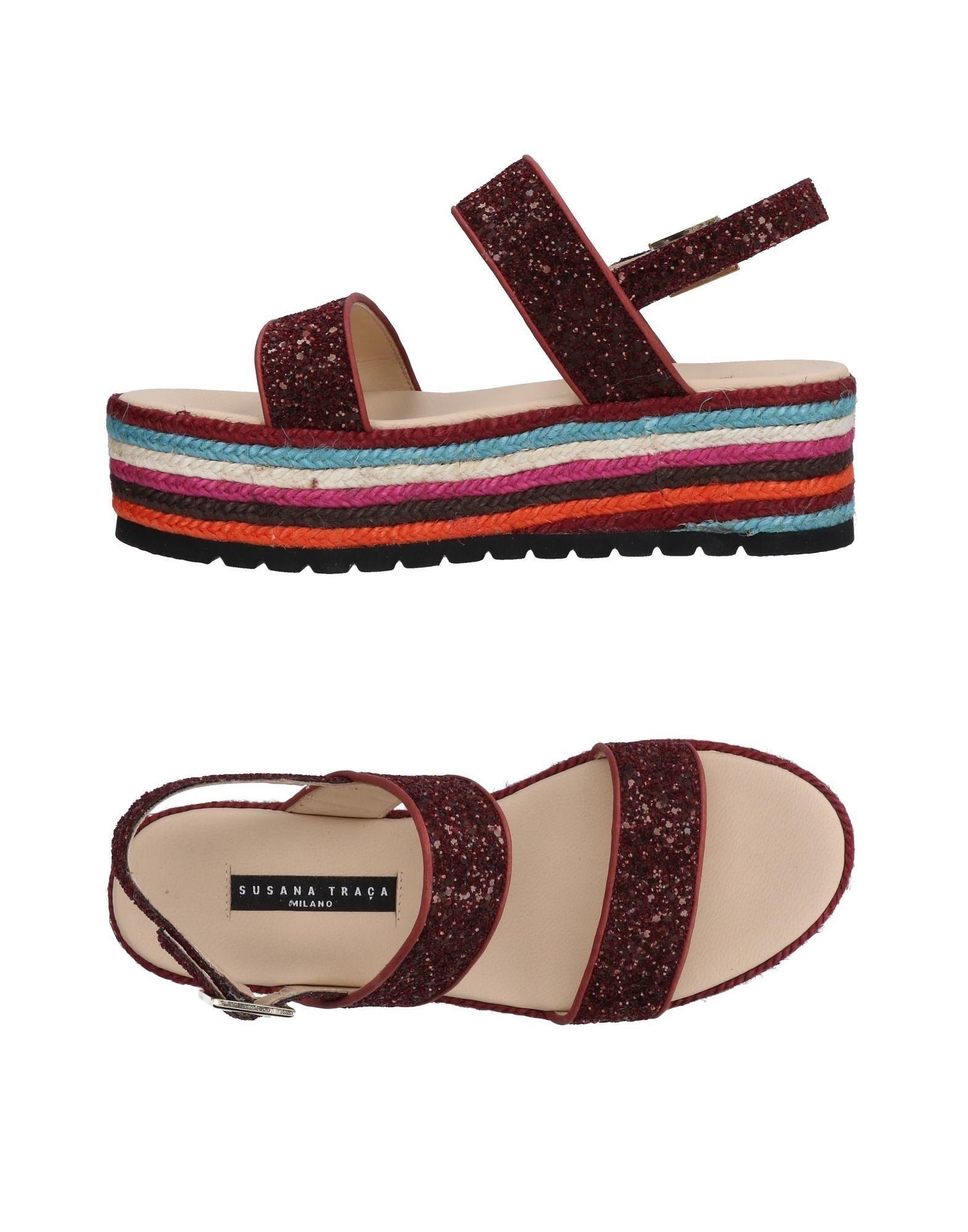 Susana Traca Sandalen Damen  11512402KK Gute Qualität beliebte Schuhe