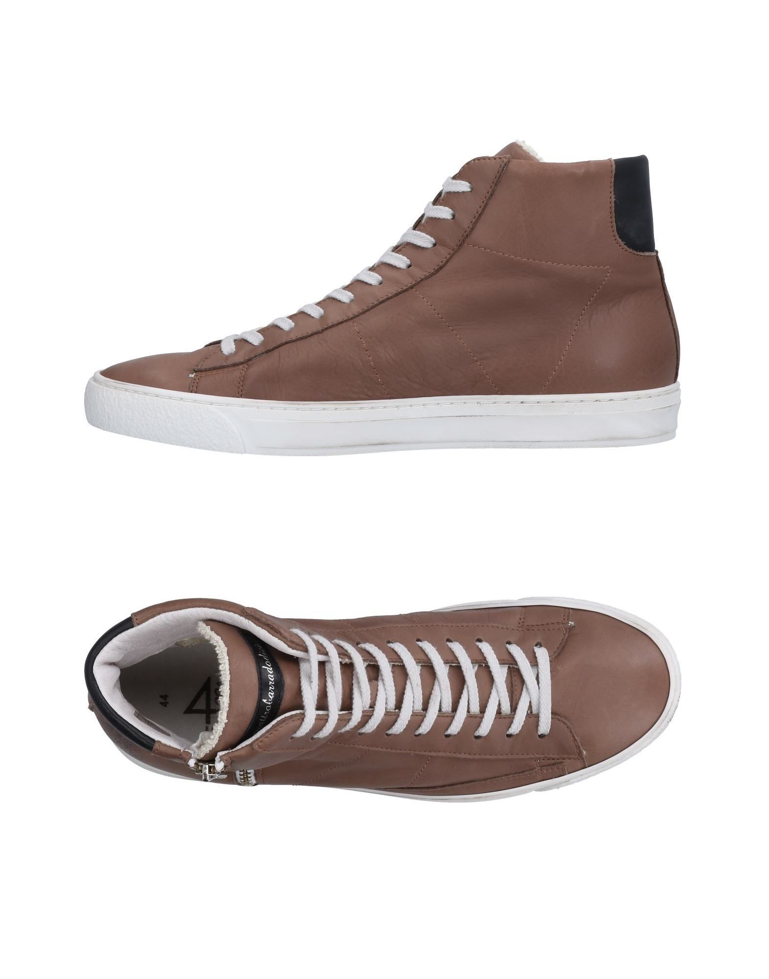 Rabatt echte Schuhe Quattrobarradodici Sneakers Herren  11512404DA