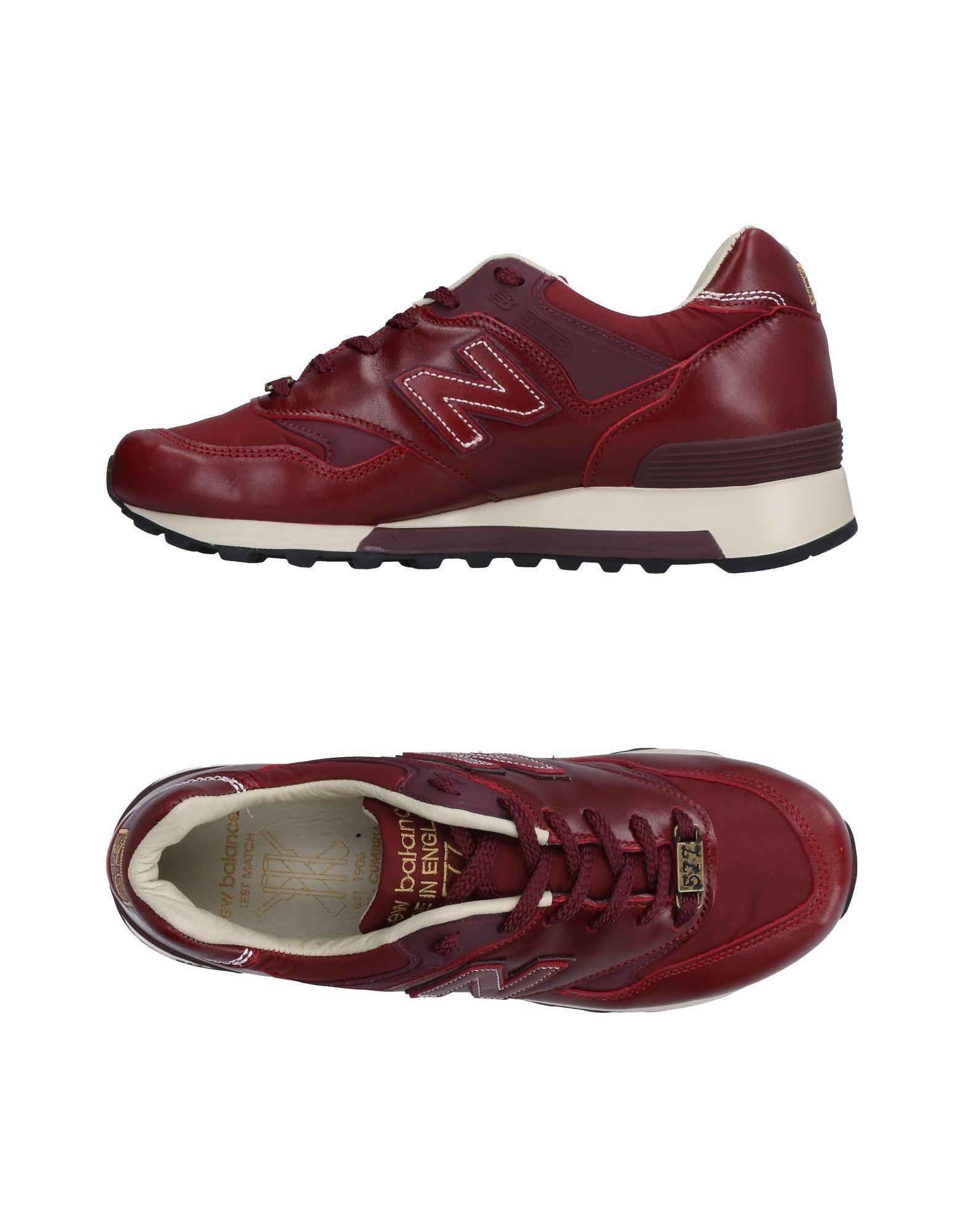 Sneakers New Balance Homme - Sneakers New Balance  Bordeaux Réduction de prix saisonnier, remise