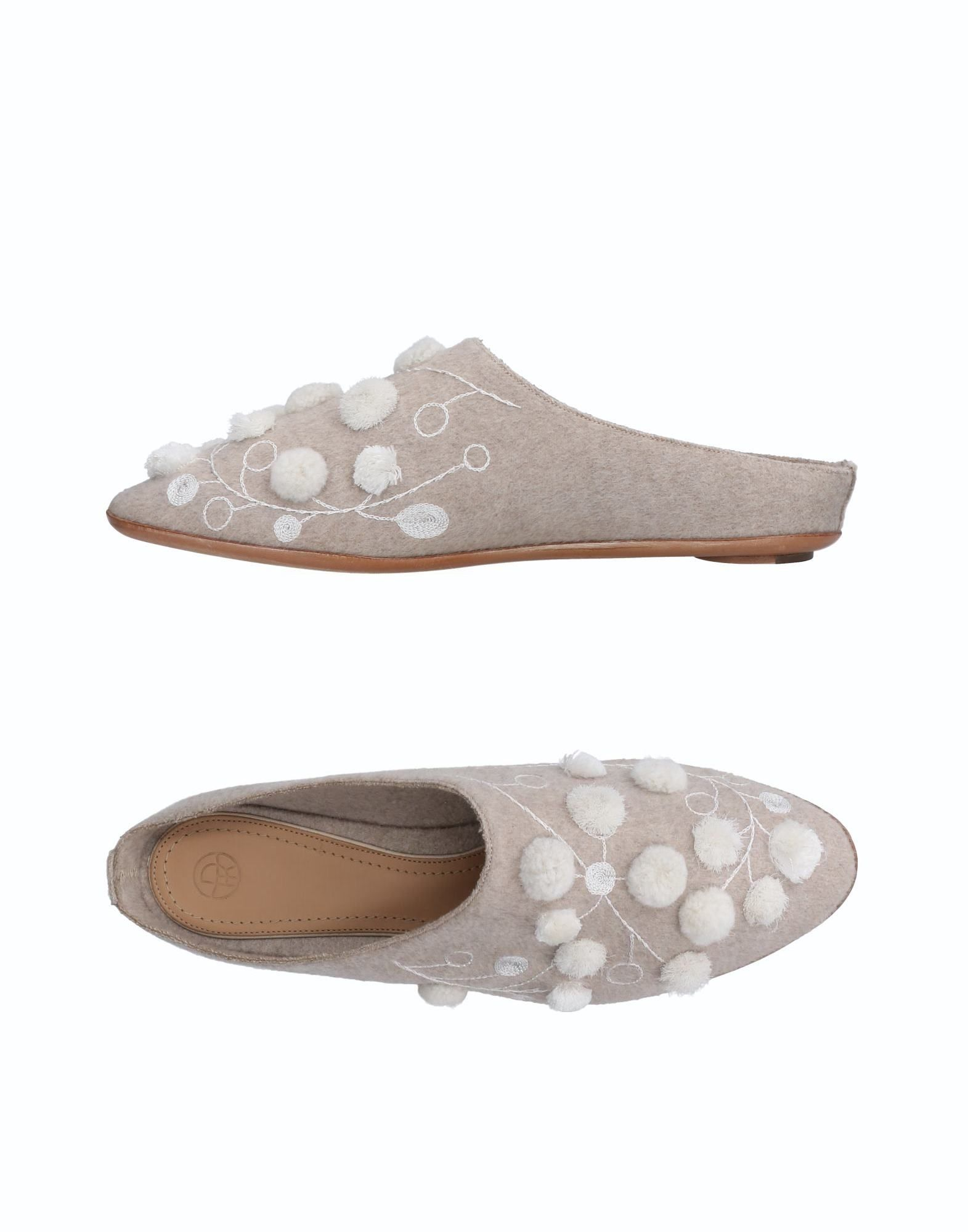 The Row Pantoletten gut Damen  11512549OWGünstige gut Pantoletten aussehende Schuhe a693ce