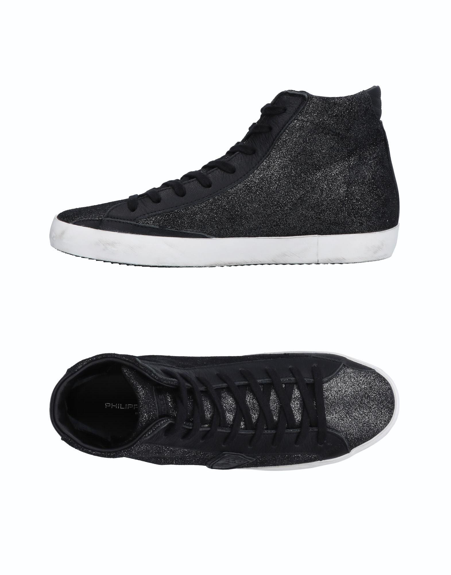 Los últimos zapatos de descuento para hombres y y y mujeres Zapatillas Philippe Model Mujer - Zapatillas Philippe Model  Negro 1c27ff