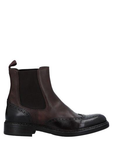 Zapatos con descuento Botín Hundred 100 100 Hombre - Botines Hundred 100 100 - 11512555PQ Café 0ec8ca