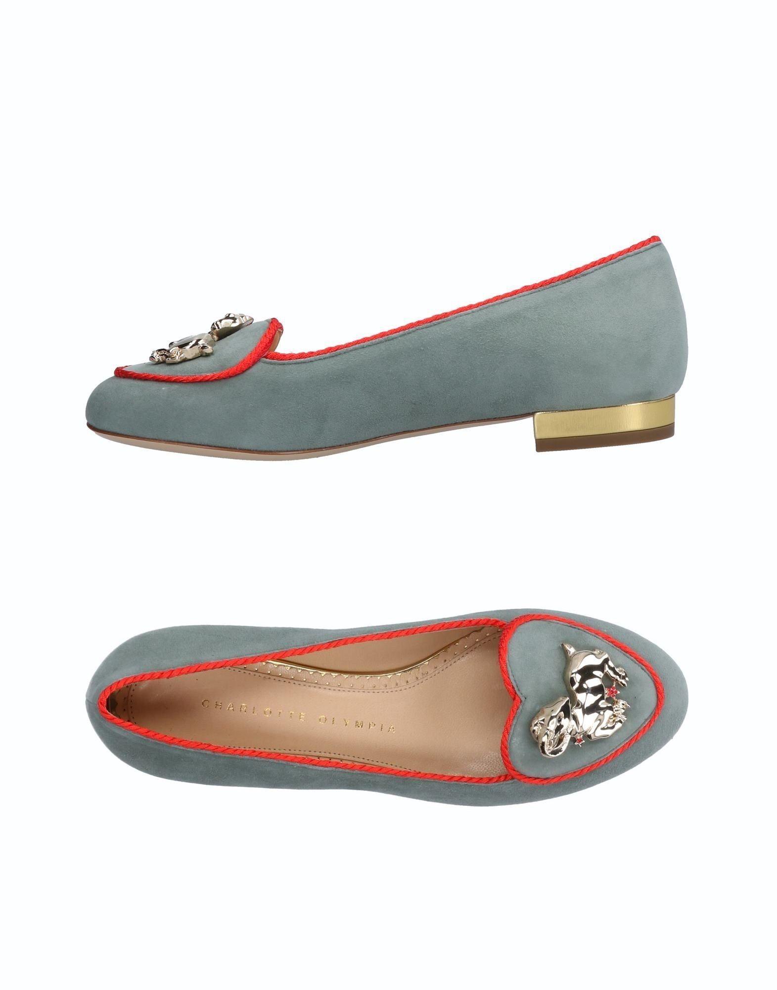 Charlotte 11512573PEGut Olympia Ballerinas Damen  11512573PEGut Charlotte aussehende strapazierfähige Schuhe 0602e7