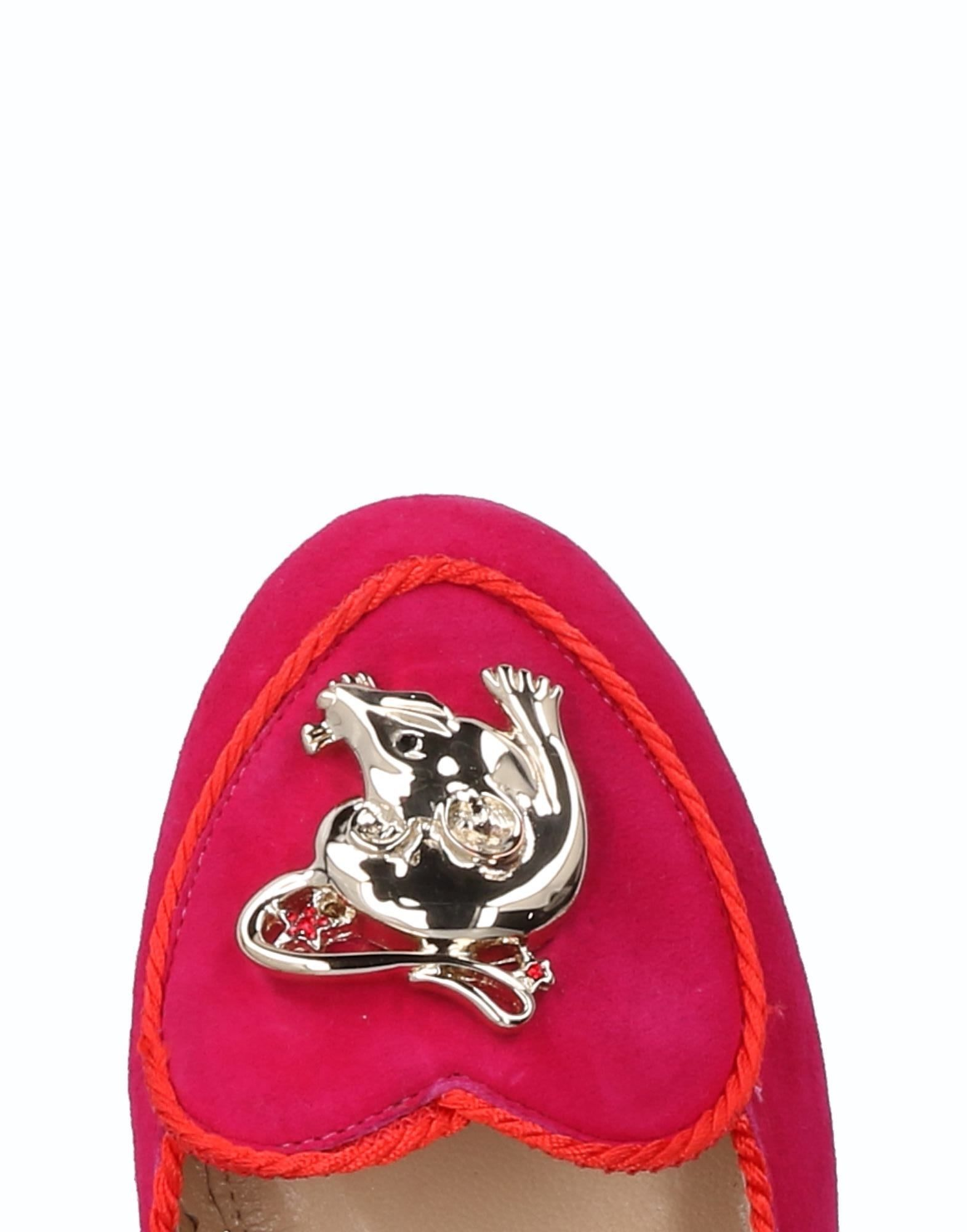 Rabatt Schuhe Charlotte Olympia Ballerinas Damen  11512588AW