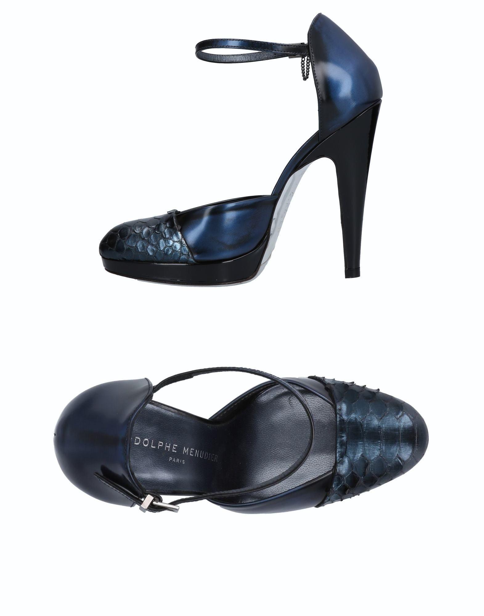 Rodolphe Damen Menudier Pumps Damen Rodolphe  11512647VC Beliebte Schuhe d54304