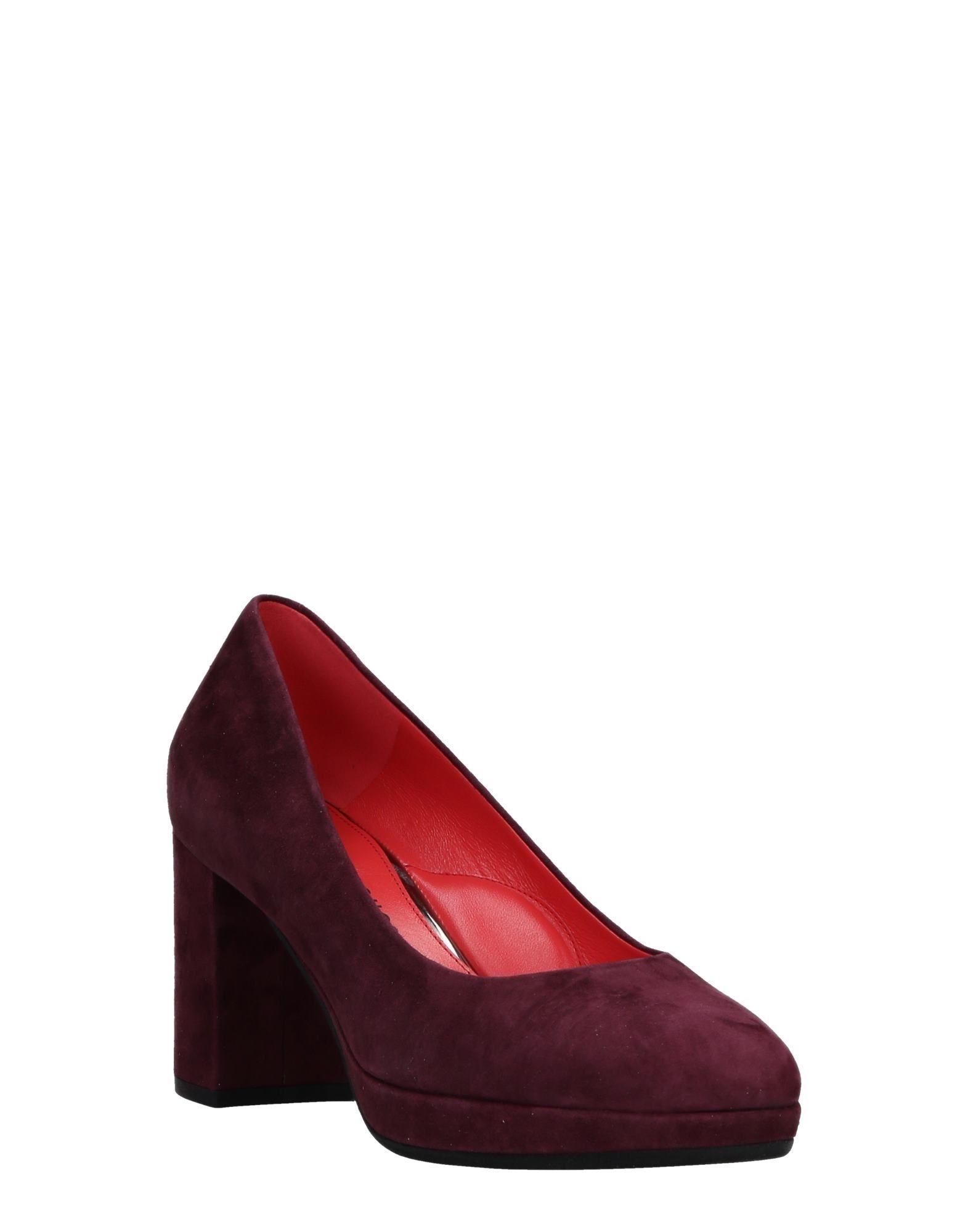 Stilvolle billige Pumps Schuhe Pas De Rouge Pumps billige Damen  11512799KF 100163