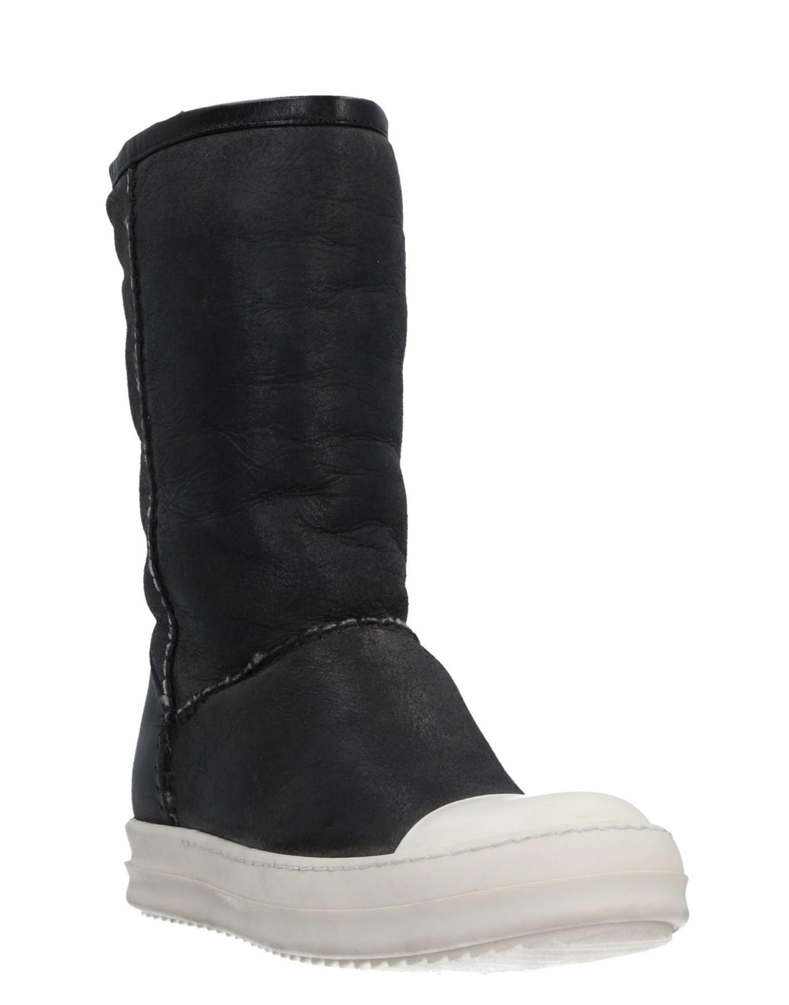 Rick Owens Stiefelette aussehende Damen  11512886FTGünstige gut aussehende Stiefelette Schuhe e422d9