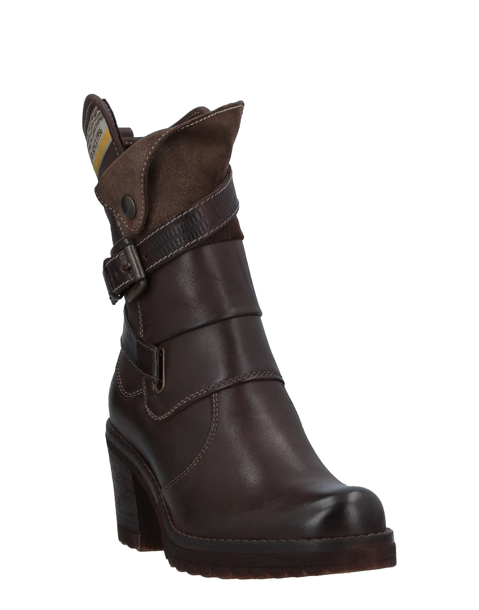 Gut um billige Damen Schuhe zu tragenManas Stiefelette Damen billige  11512977FX 12cba7