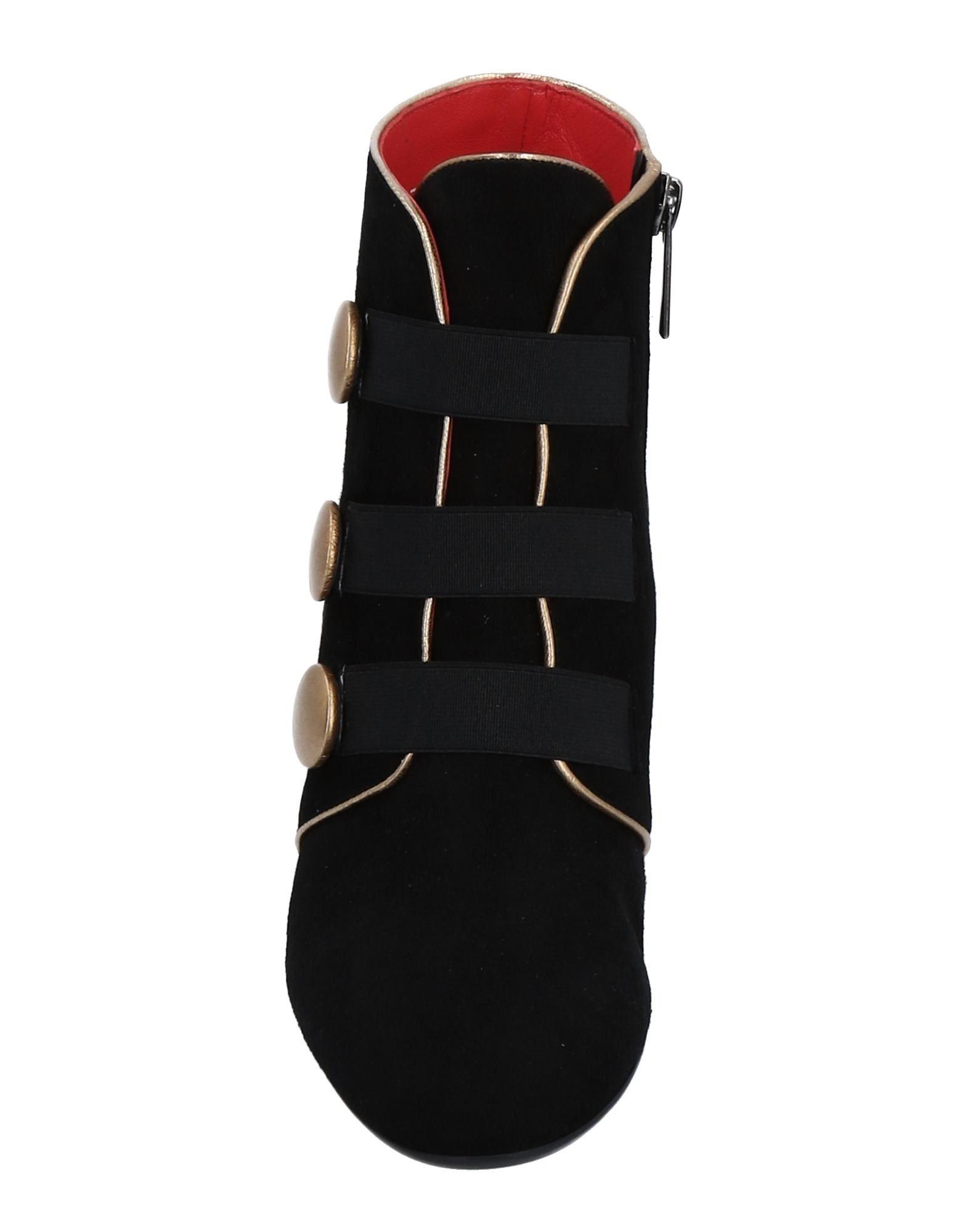 Pas De Rouge Stiefelette Damen  11512986CMGut aussehende strapazierfähige Schuhe