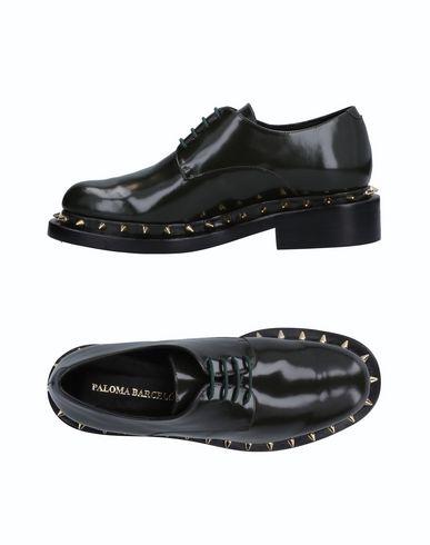 Zapato De Cordones Paloma Barceló Cordones Mujer - Zapatos De Cordones Barceló Paloma Barceló - 11513011VG Negro 13db30