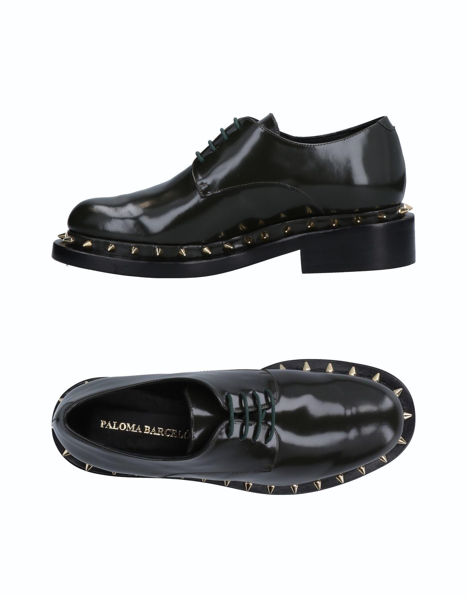 Rabatt Schuhe Paloma Barceló Schnürschuhe Damen  11513011VG