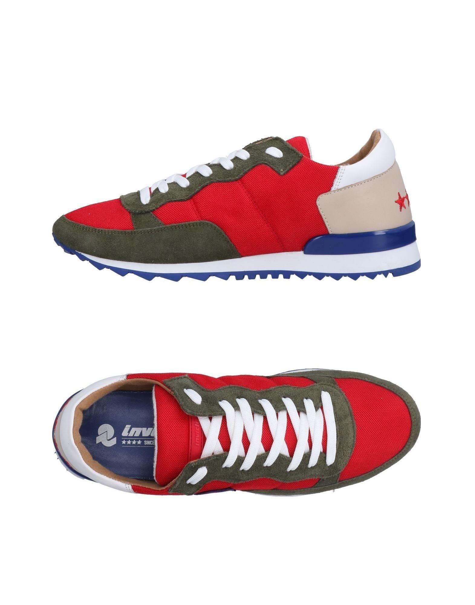 Rabatt echte Schuhe Invicta Sneakers Herren  11513041KC