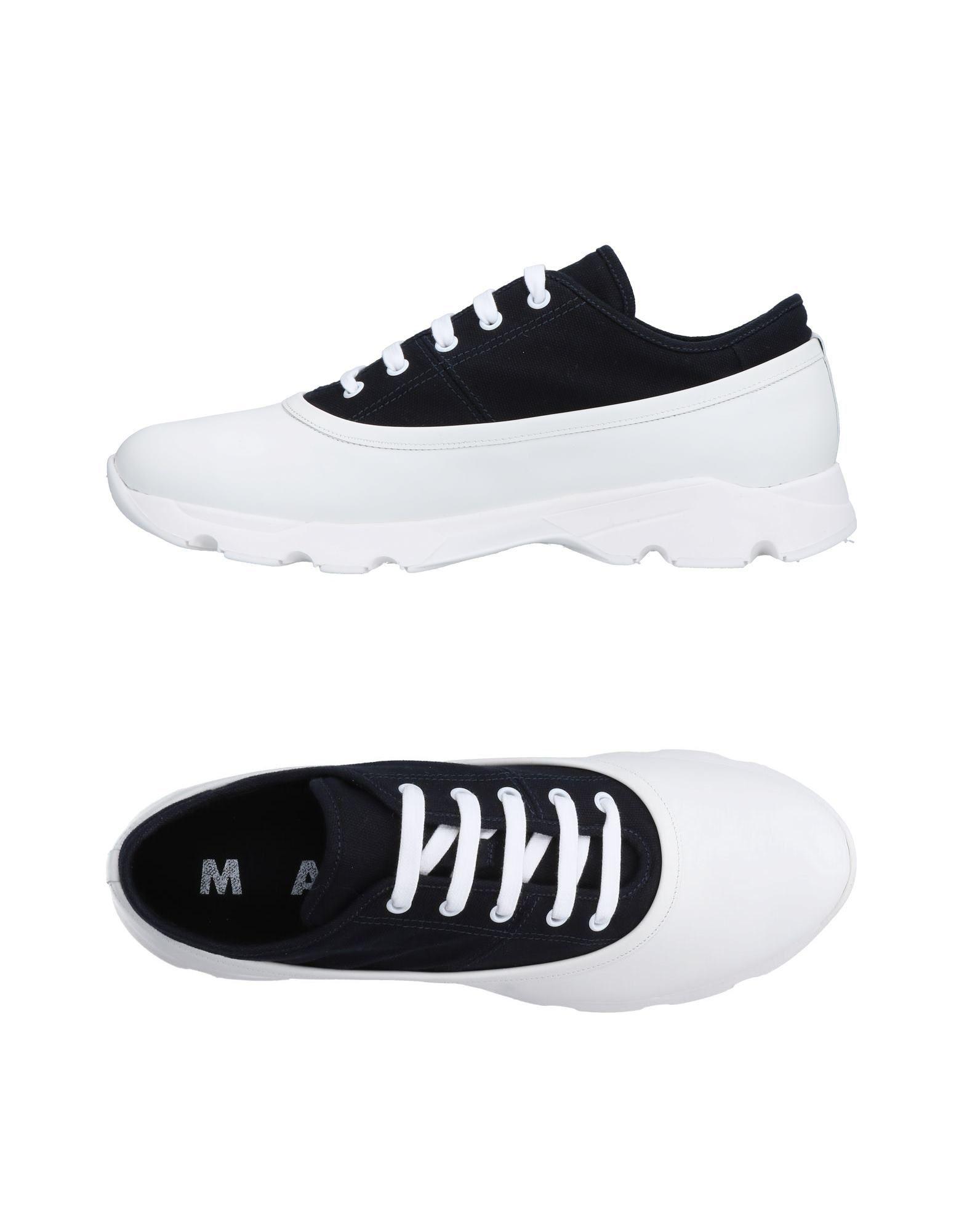 Günstige und modische Schuhe Marni Sneakers Herren  11513049DI
