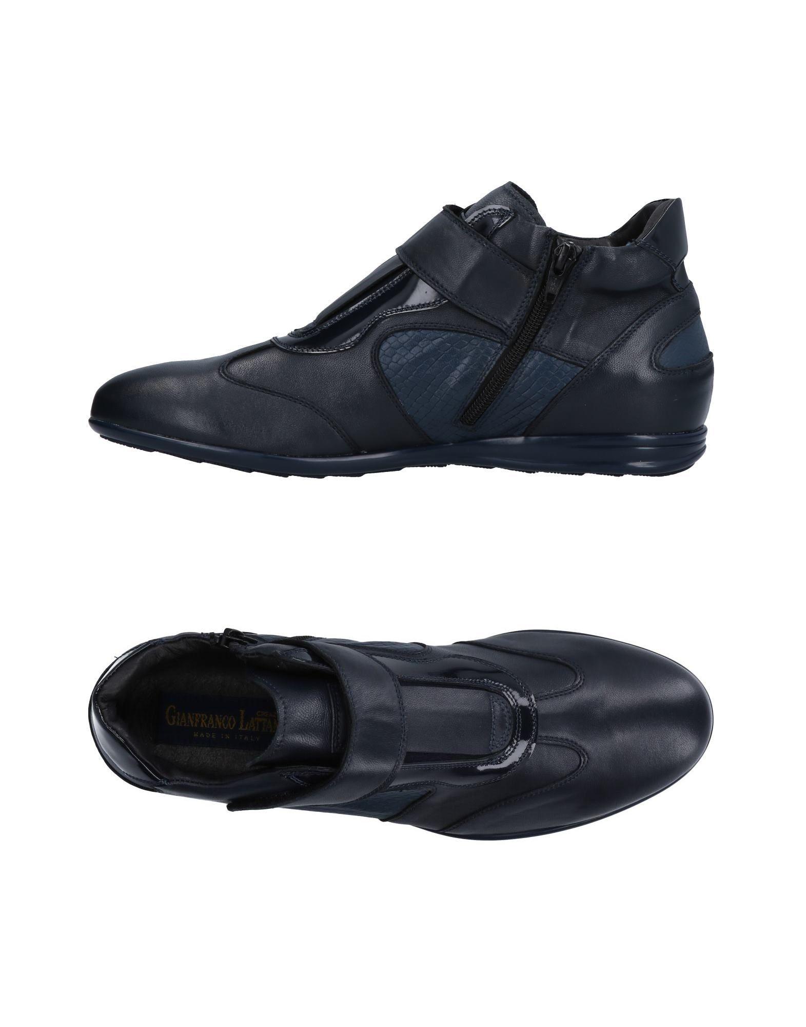 Sneakers Gianfranco Lattanzi Homme - Sneakers Gianfranco Lattanzi  Noir Confortable et belle