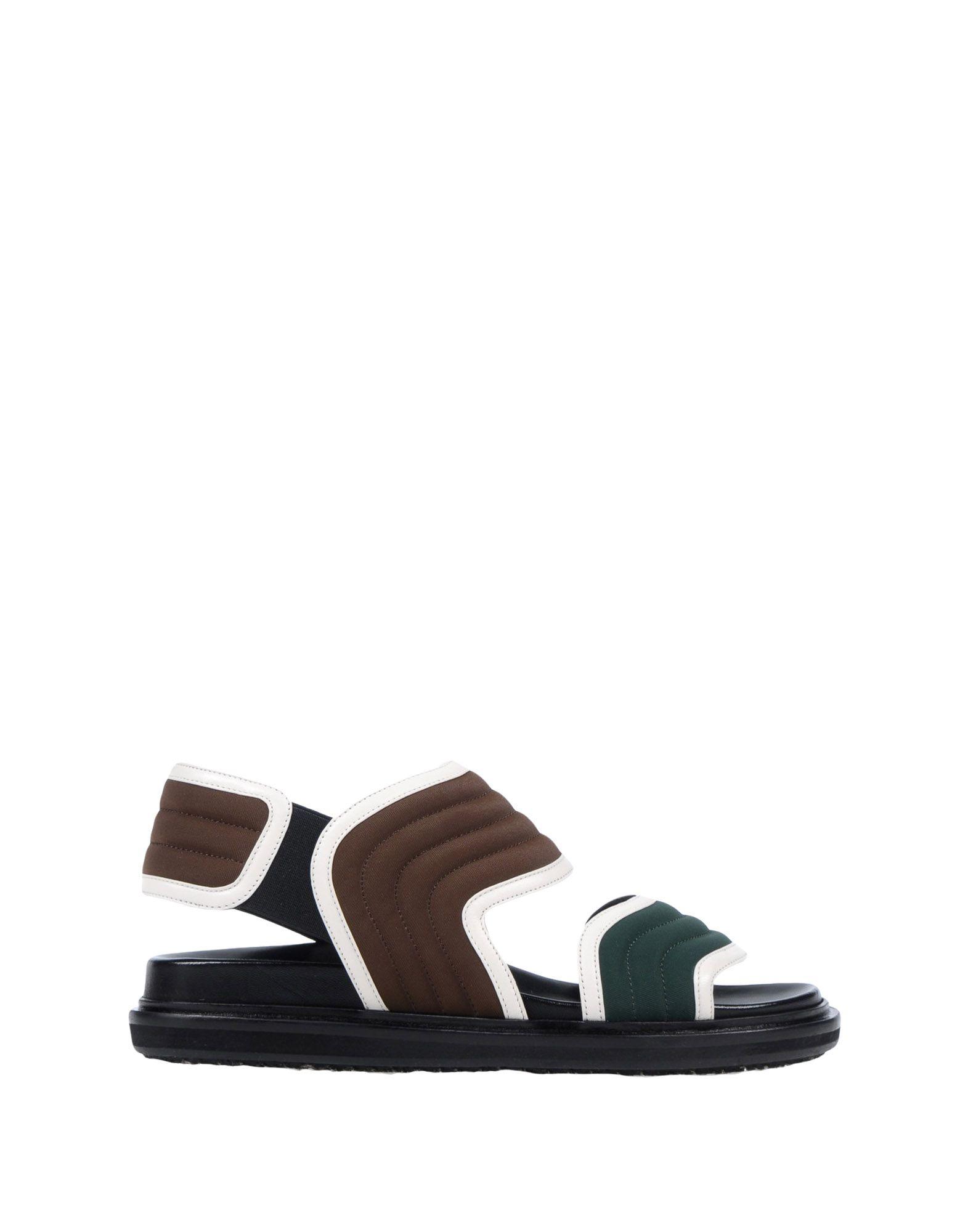 Marni Damen Sandalen Damen Marni  11513062LM Heiße Schuhe ccabe4