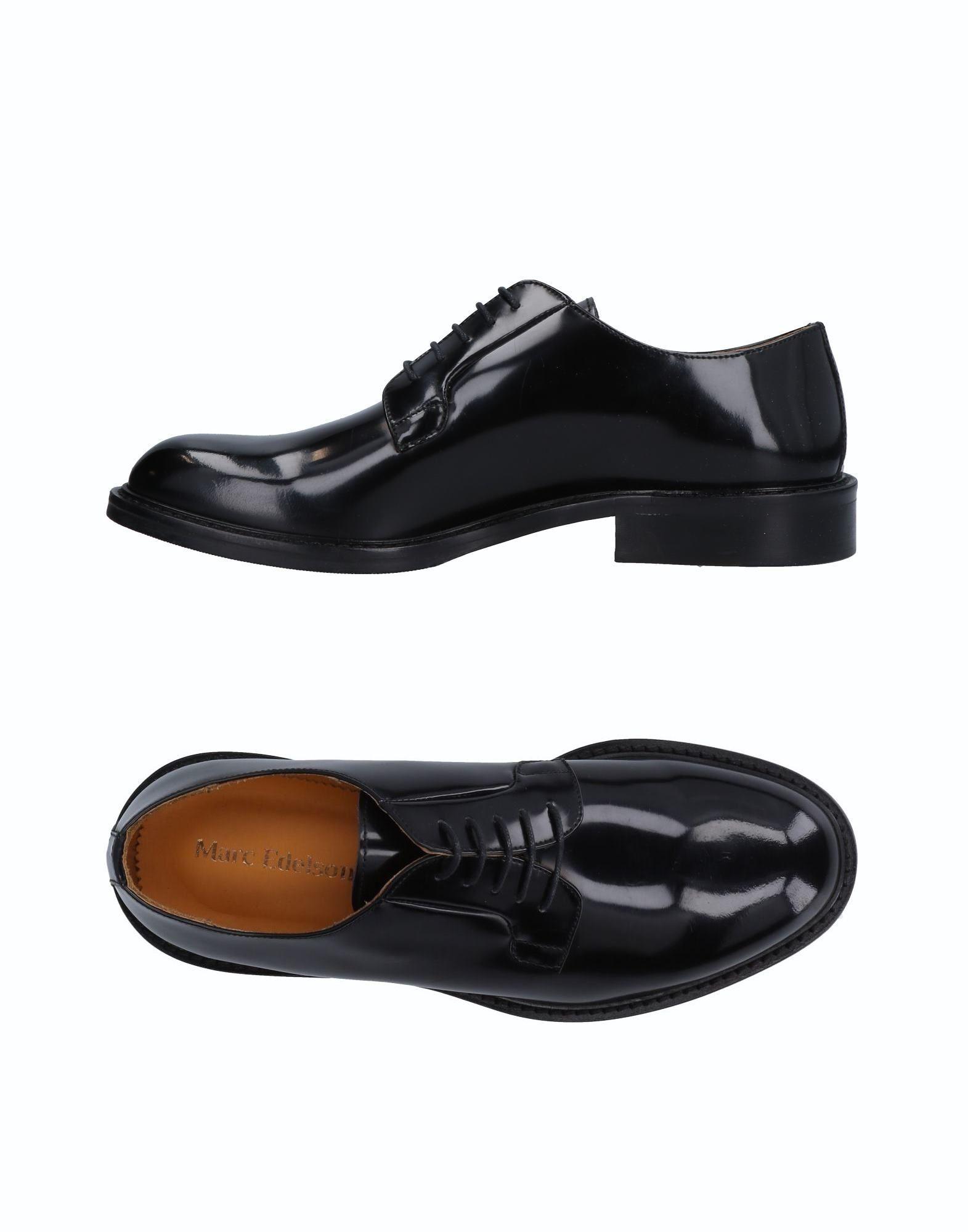 Rabatt echte Schuhe Marc Edelson Schnürschuhe Herren  11513073DV